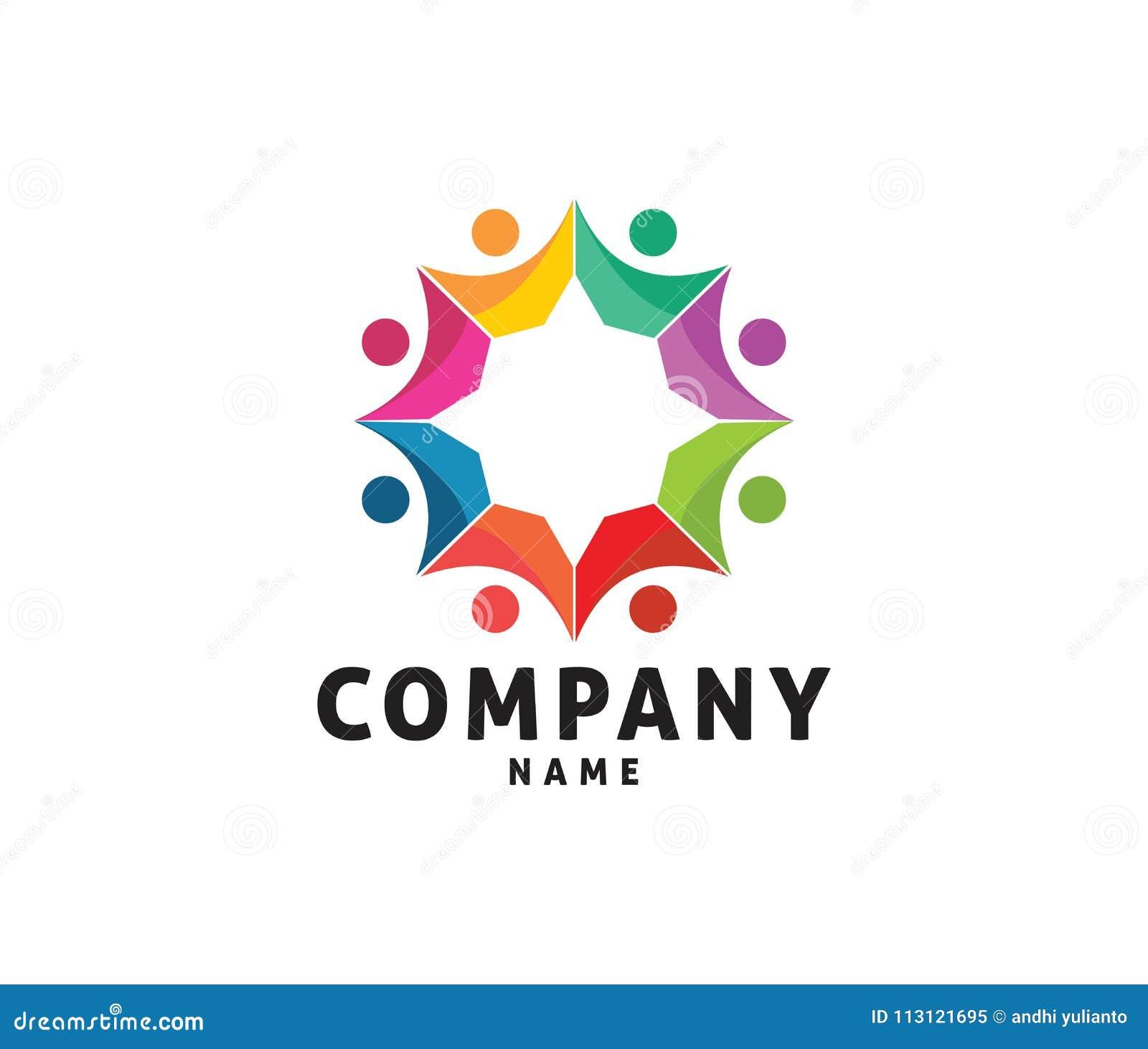 Diseño Del Rainbow Warrior Iii: Diseño Del Logotipo De La Educación Del Grupo De La