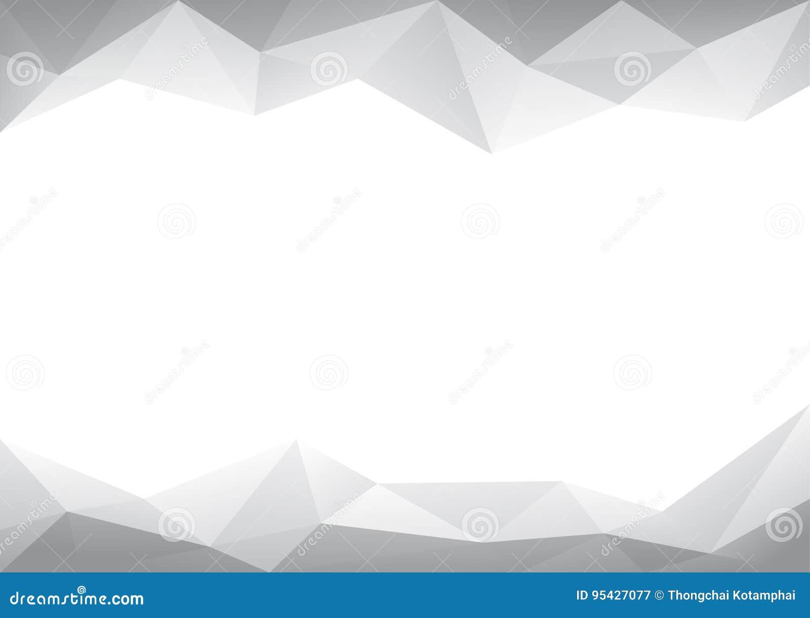 Diseño del polígono del extracto del fondo de los vectores