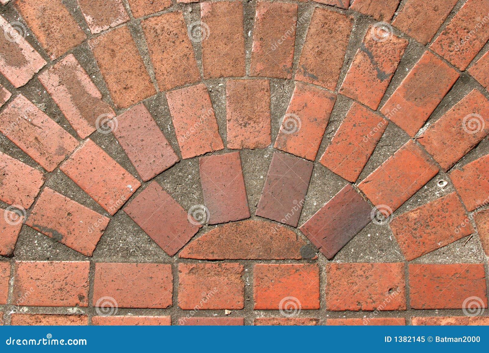 Dise o del suelo del ladrillo imagen de archivo imagen - Suelos de diseno ...