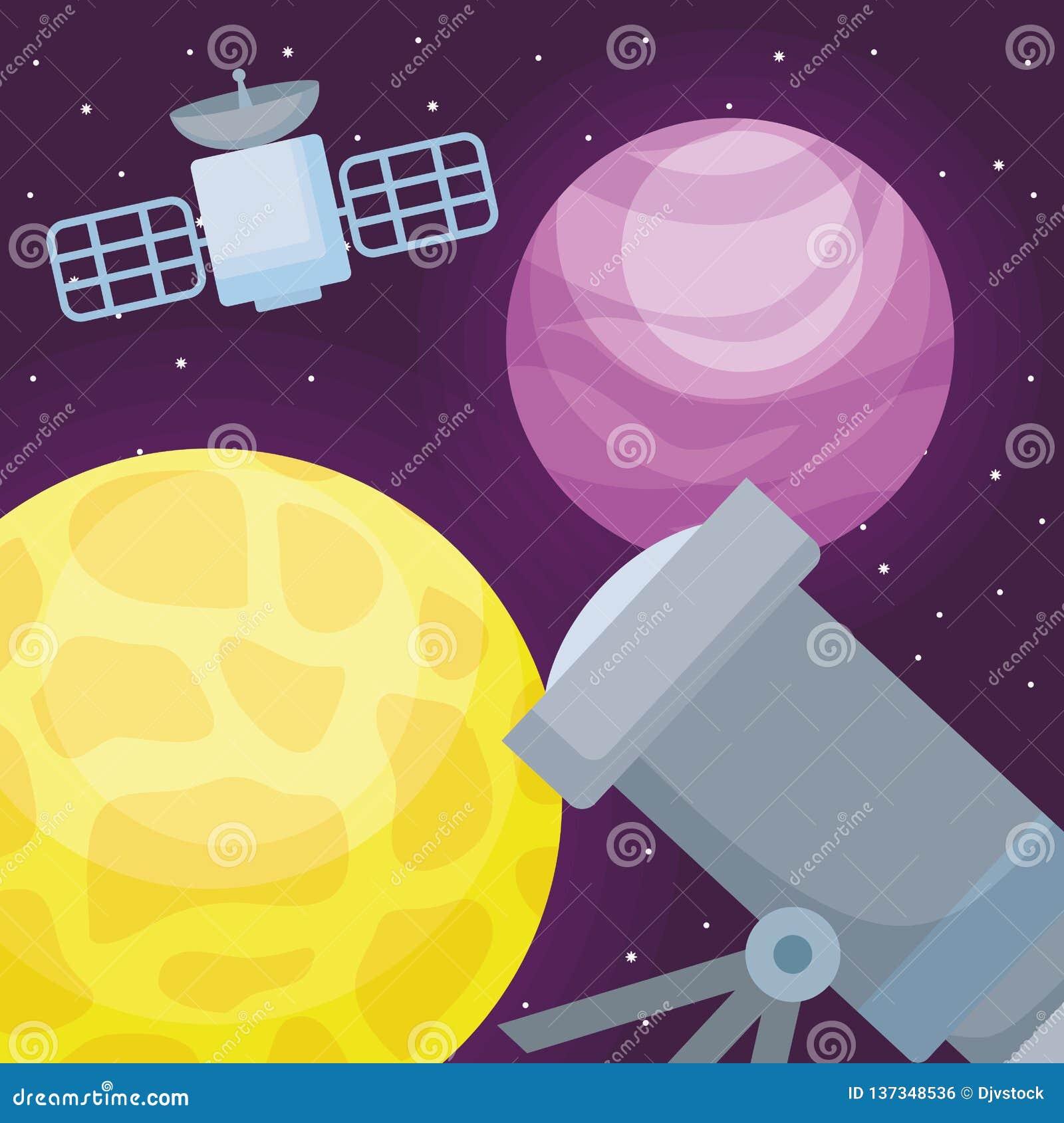 Diseño del telescopio espacial