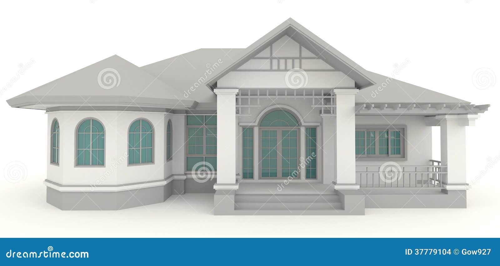 blanco casa with diseo en d de casas