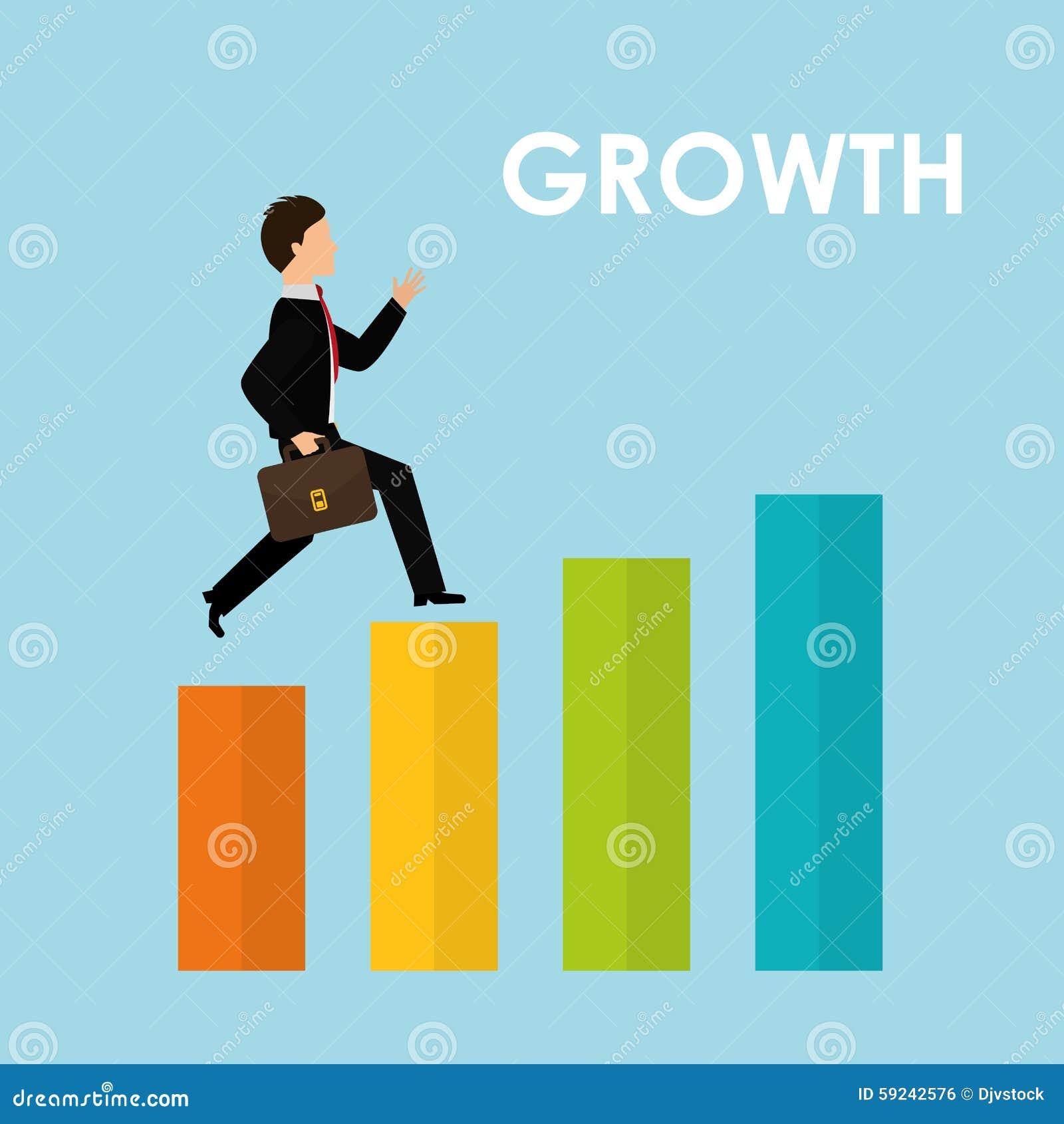 Download Diseño Financiero Del Crecimiento Ilustración del Vector - Ilustración de muestra, crecimiento: 59242576