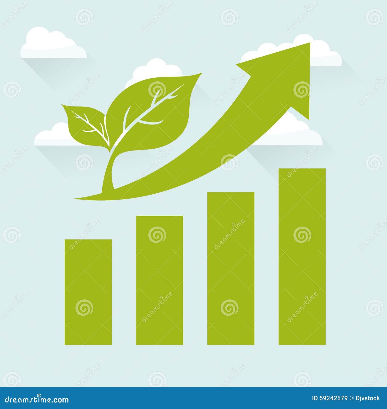 Download Diseño Financiero Del Crecimiento Ilustración del Vector - Ilustración de economía, exactitud: 59242579