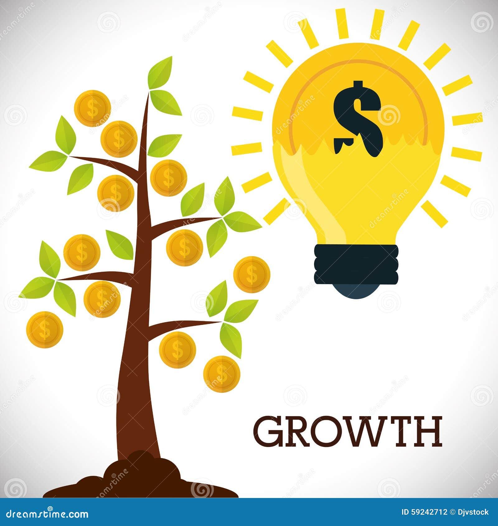 Download Diseño Financiero Del Crecimiento Ilustración del Vector - Ilustración de fondo, estadísticas: 59242712