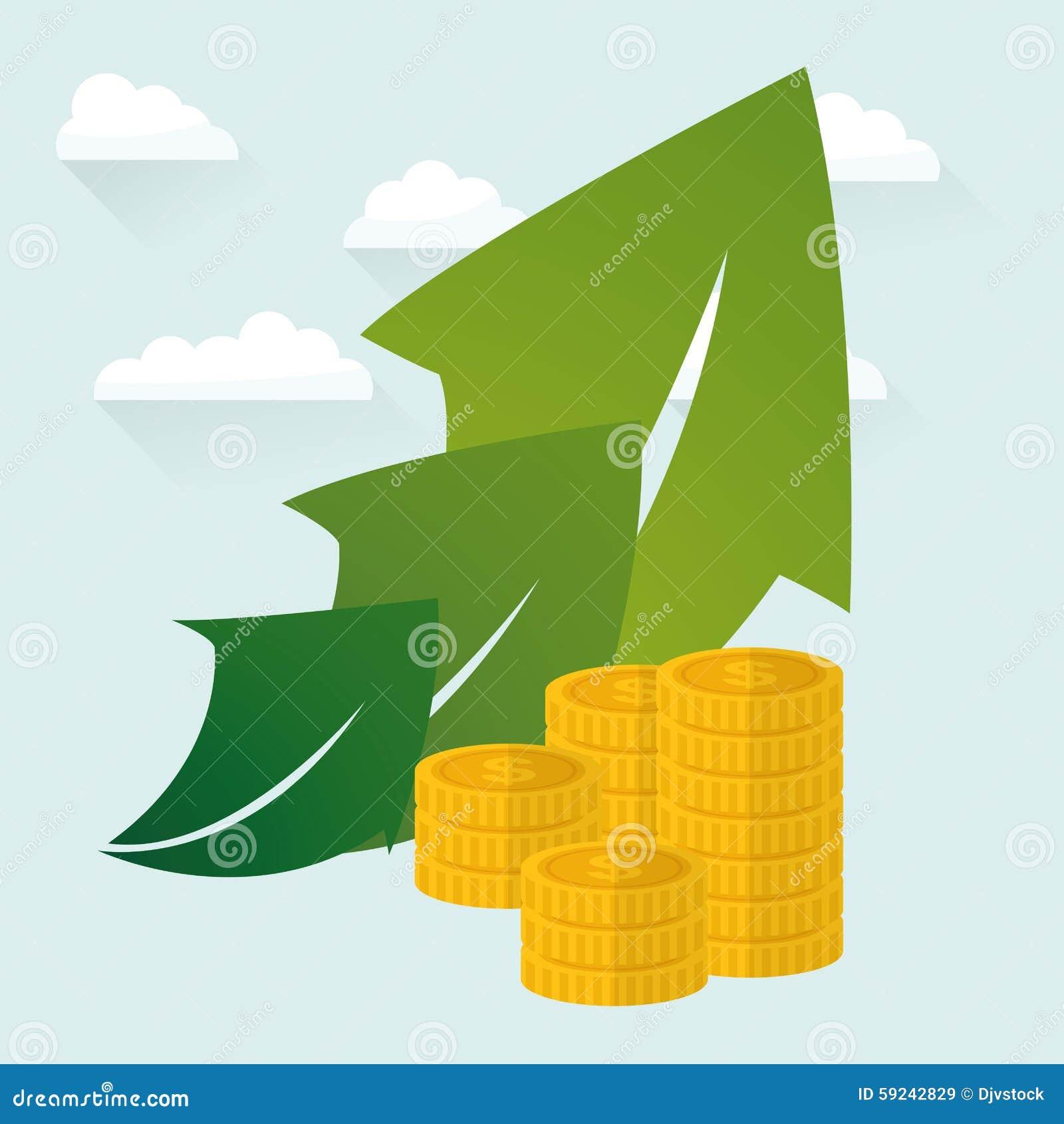 Download Diseño Financiero Del Crecimiento Ilustración del Vector - Ilustración de estadísticas, gráfico: 59242829