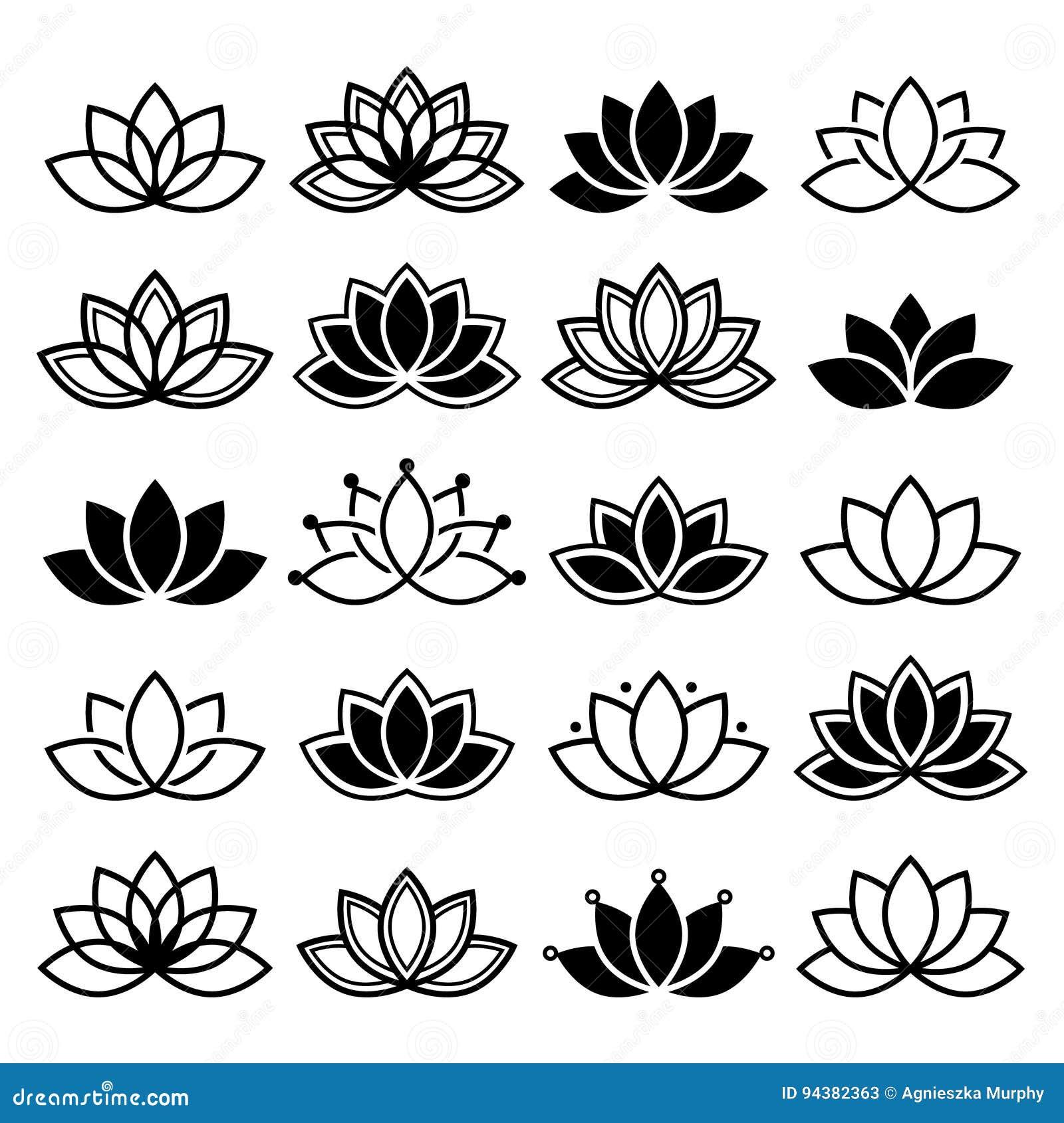 f4302f88a1c2 Diseño Floral De Lotus