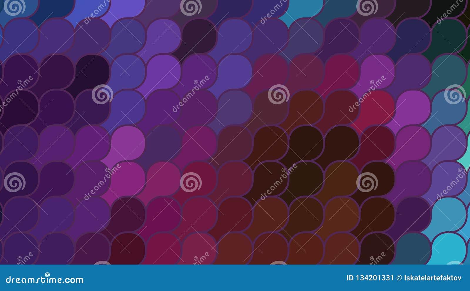Diseño geométrico, mosaico, mosaico abstracto del fondo, modelo para el anuncio del negocio, folletos, prospectos
