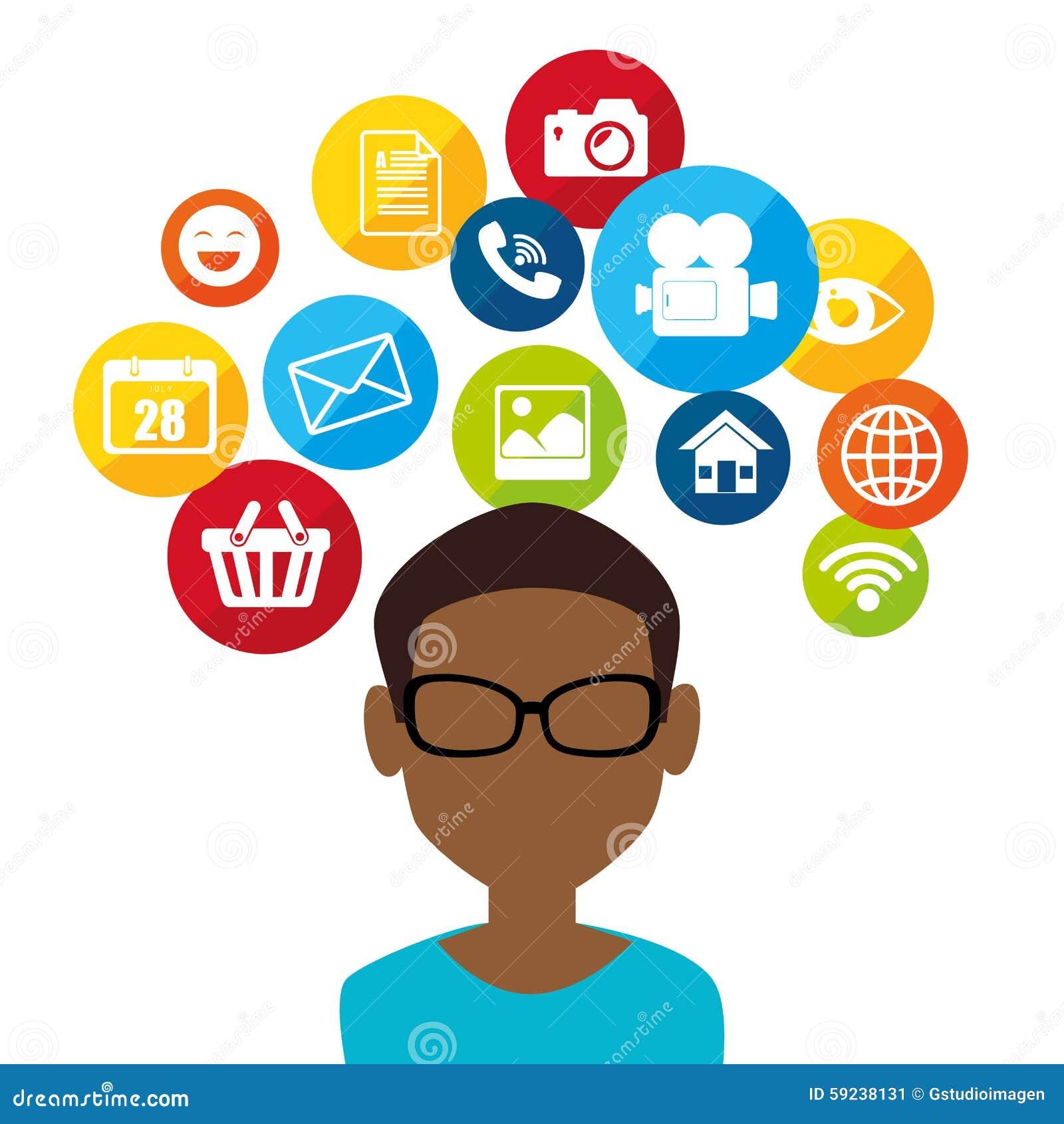 Diseño gráfico social de los medios y del entretenimiento