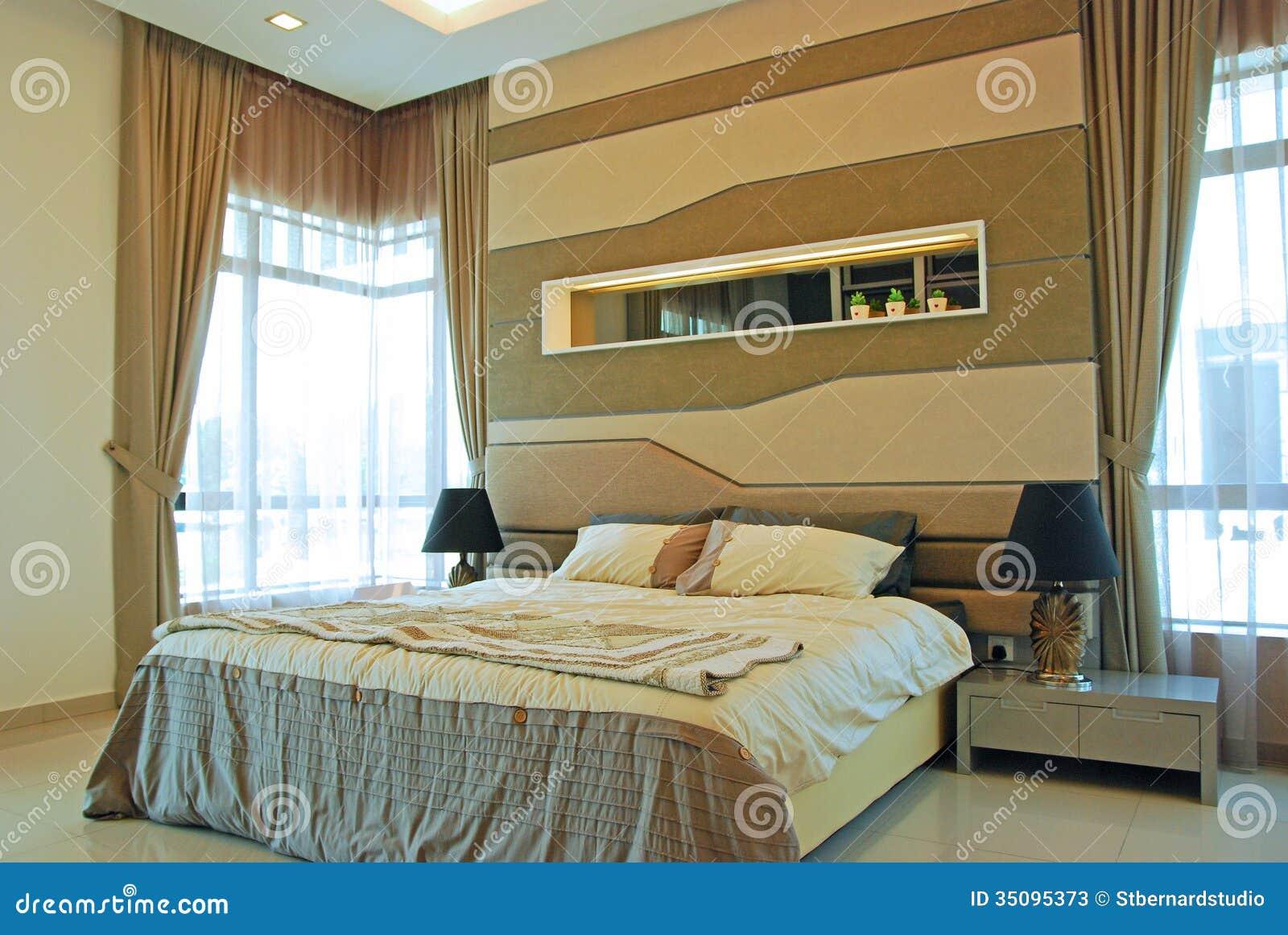 Dise o interior de dormitorio principal fotos de archivo - Dormitorio principal ...