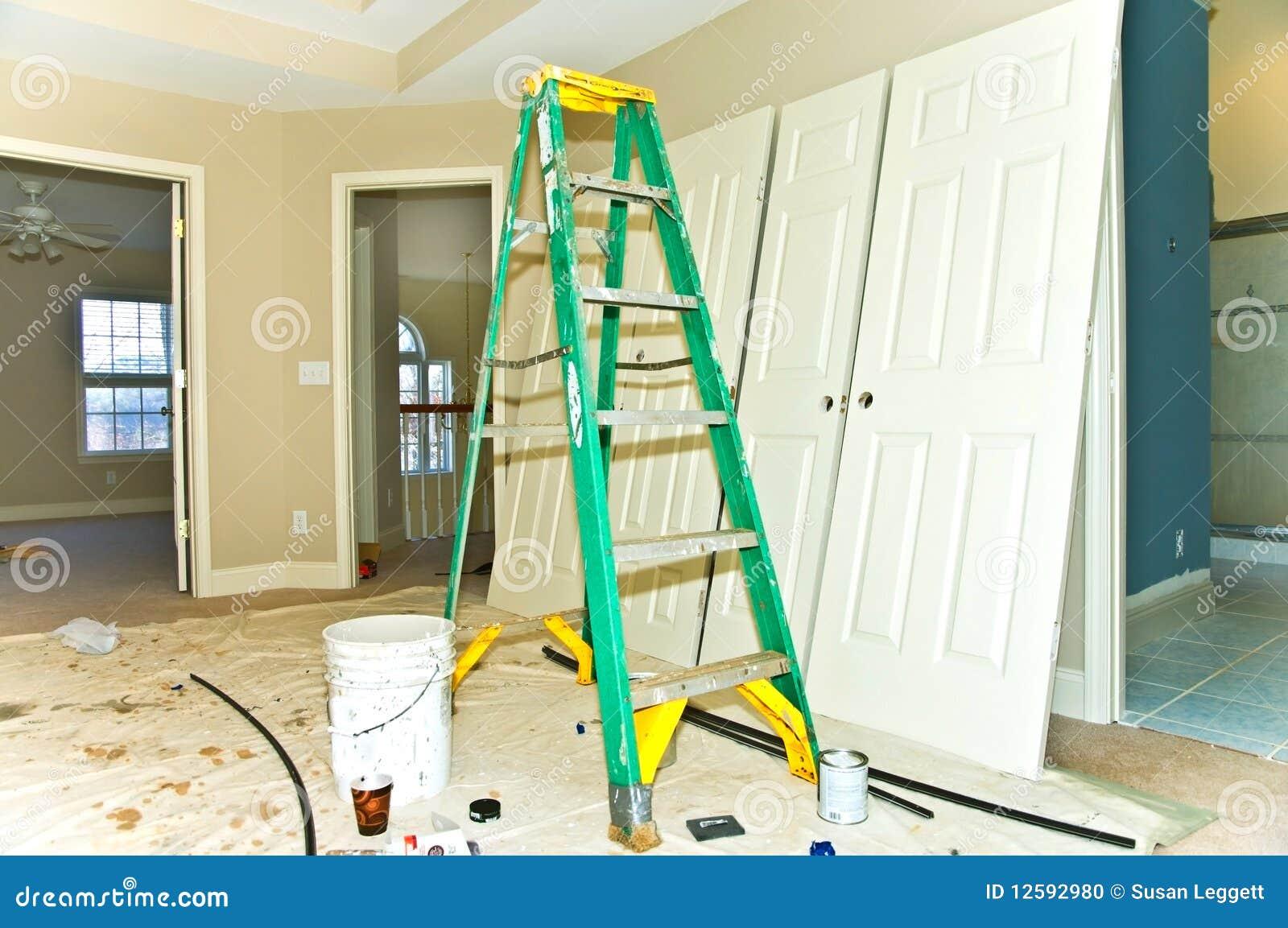 Diseño interior de remodelado casero