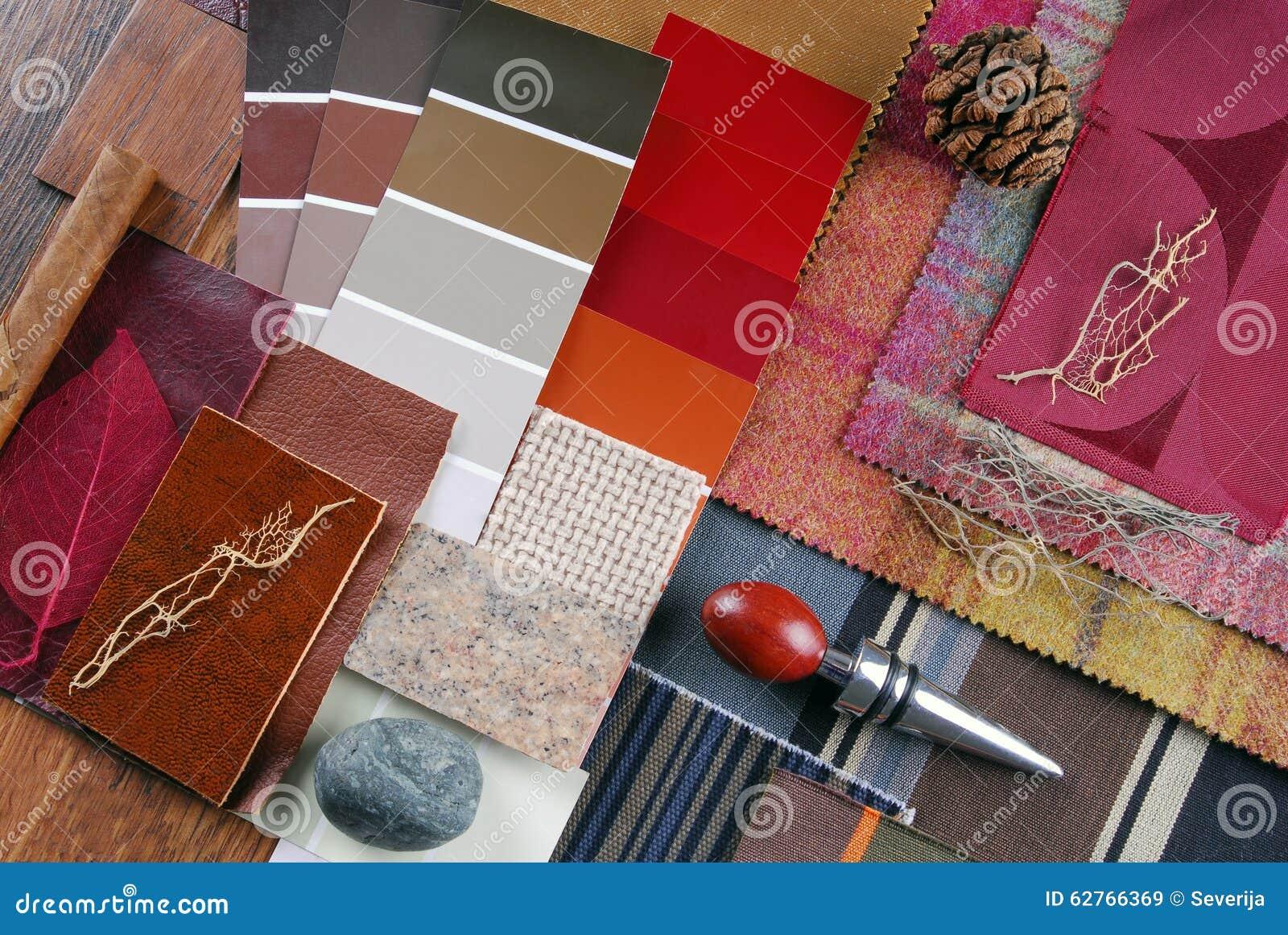 Diseño interior del color