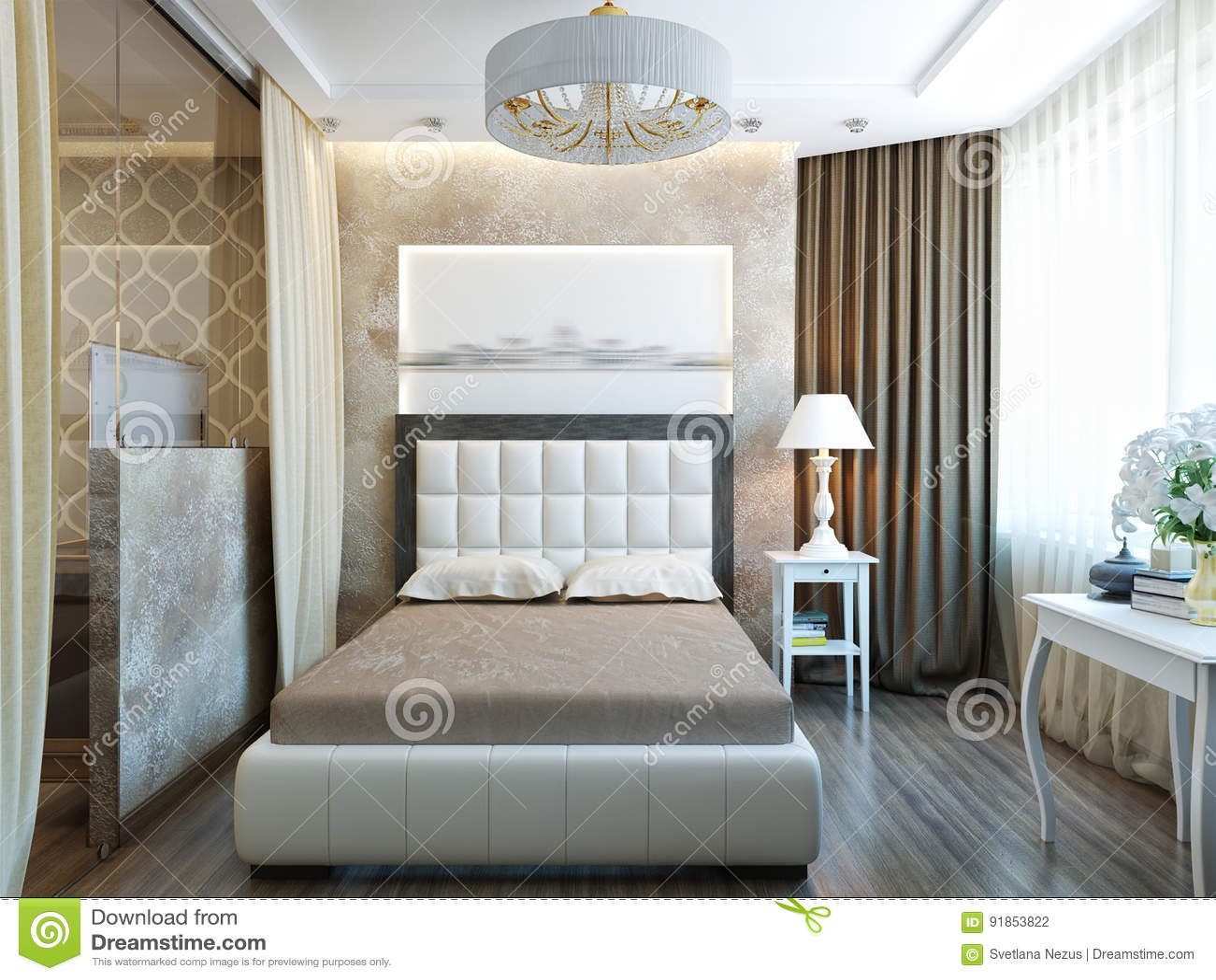 Dormitorio Con Muebles Blancos Perfect Cmo Pintar Y Decorar Un  # Muebles Blancos