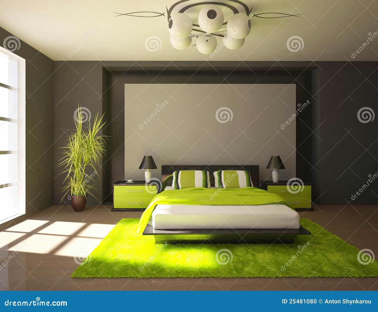 diseño interior del dormitorio oscuro foto de archivo - imagen