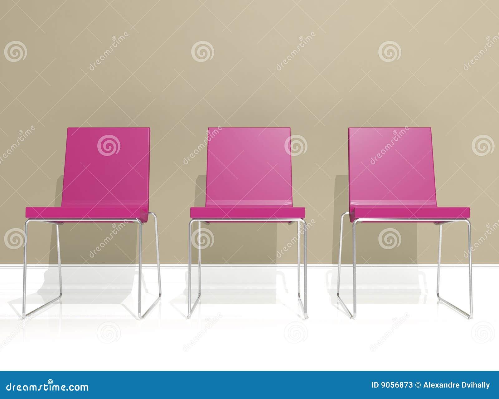 Diseño interior, silla