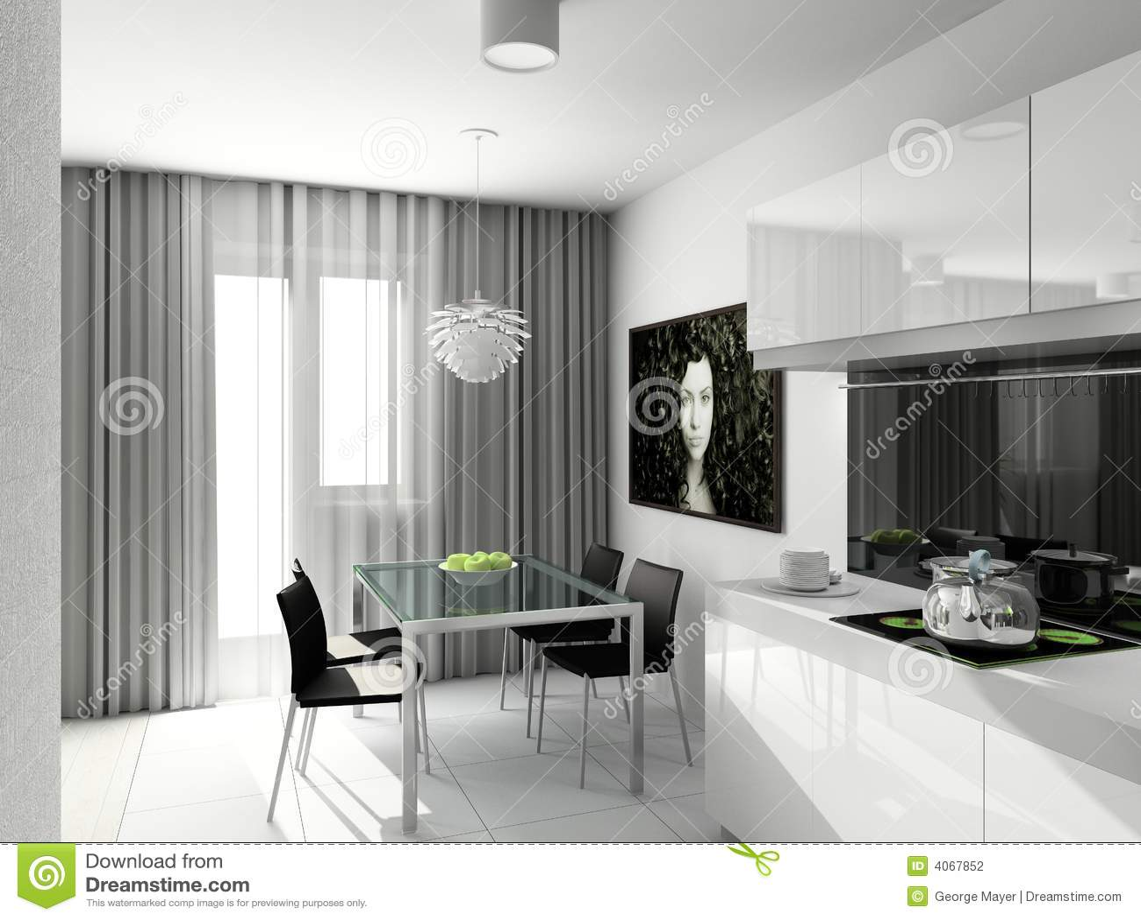 Diseño moderno de interior