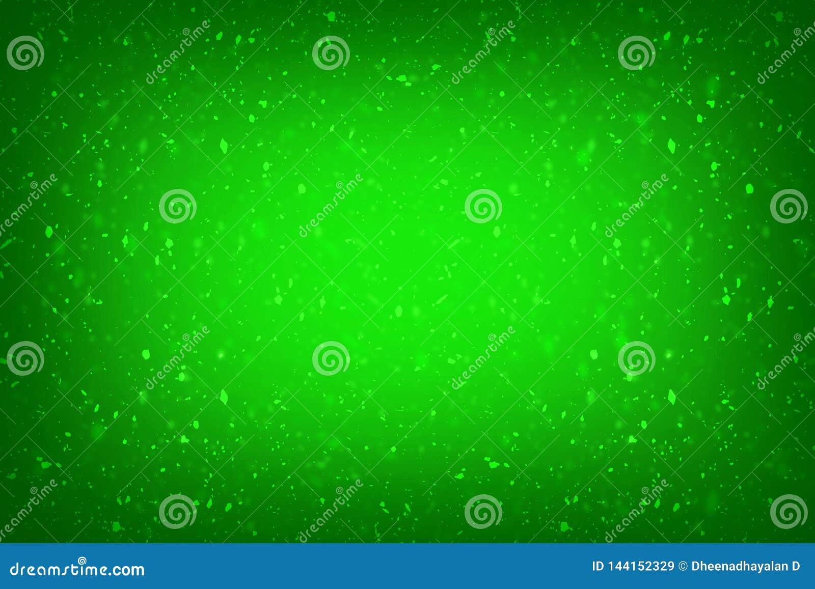 Diseño rico de lujo verde de la textura del fondo del grunge del vintage del fondo verde con la pintura antigua elegante en illus