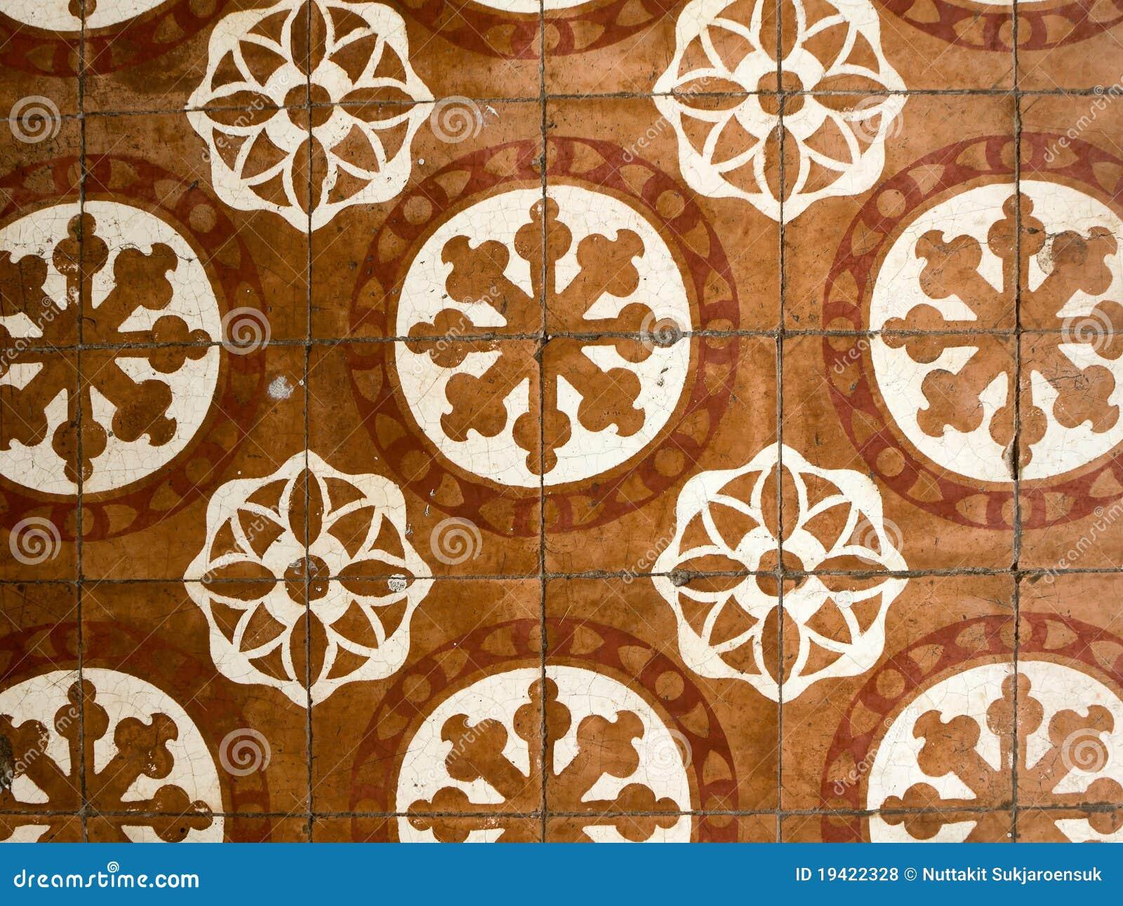 Dise os de la antig edad de los azulejos de suelo fotos de - Azulejos de suelo ...