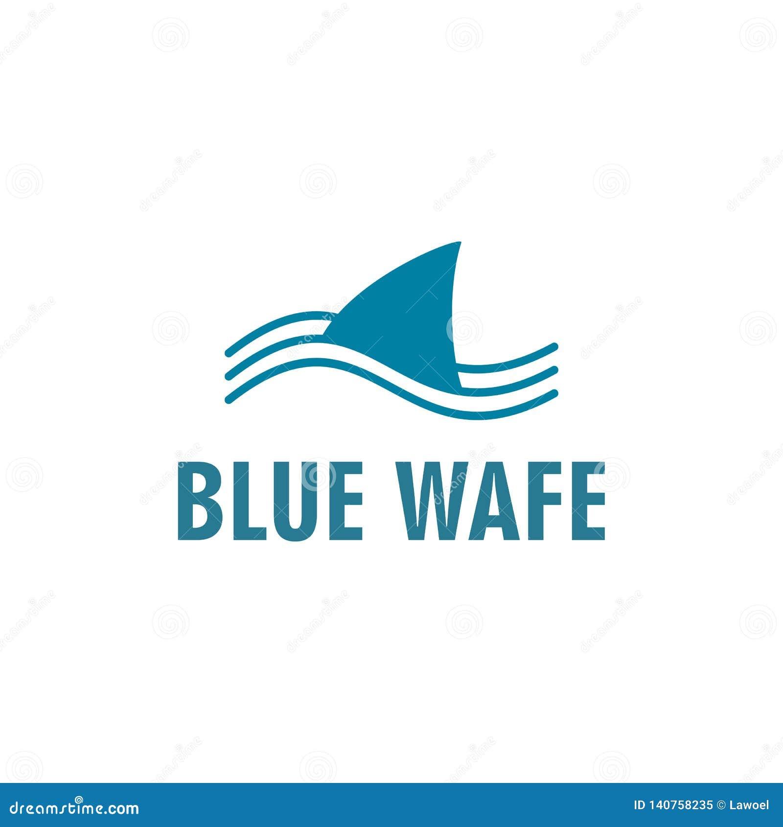 Diseños salvajes del logotipo de la onda