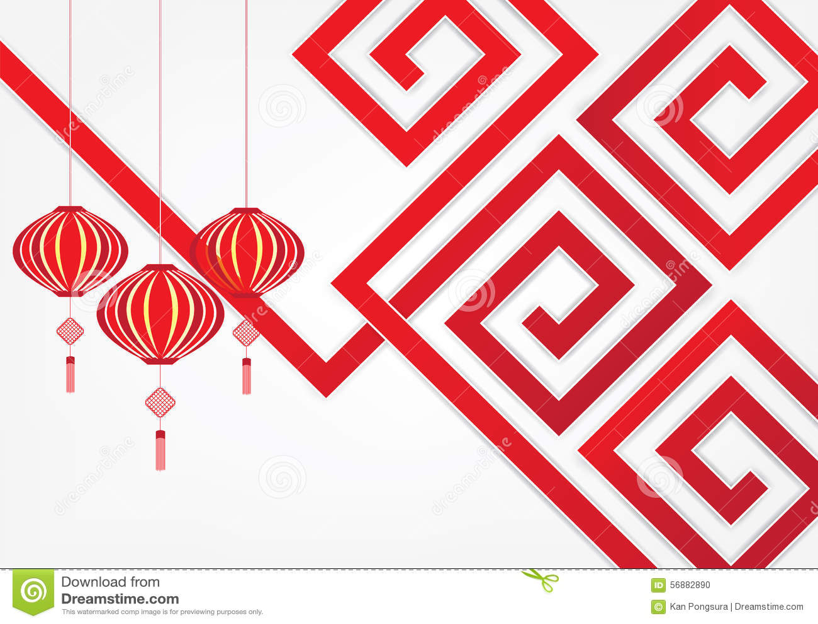 Disegno cinese di nuovo anno