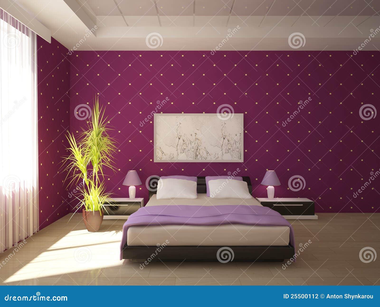 Pareti Colorate Per Camere Da Letto. Idee Per Dipingere Le Pareti ...