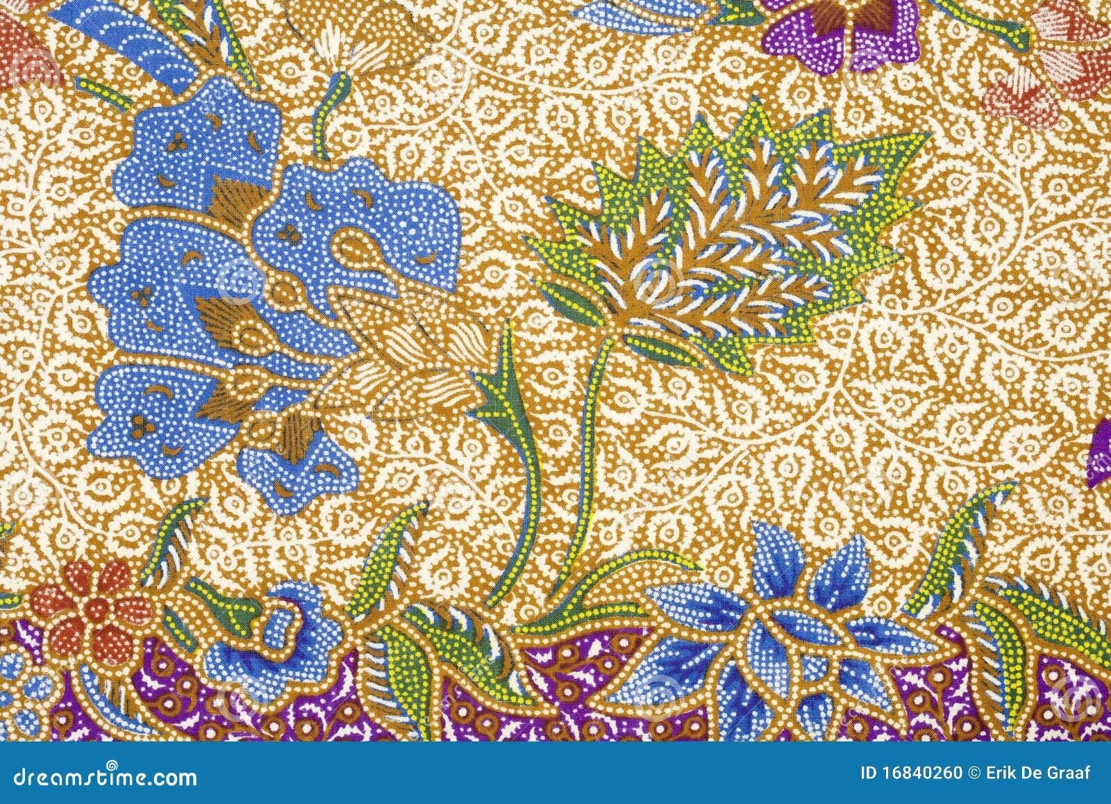 Disegno del batik