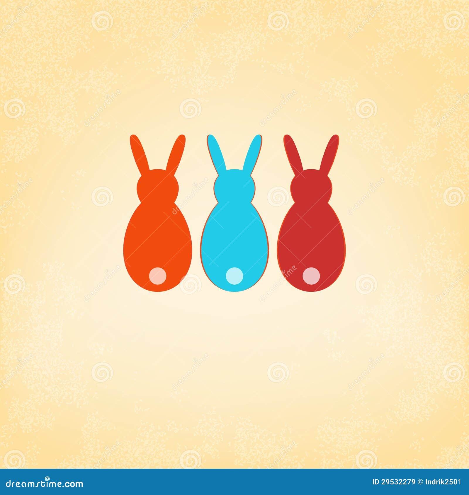 Disegno della mascherina della carta del coniglietto di - Lettere stampabili del coniglietto di pasqua ...