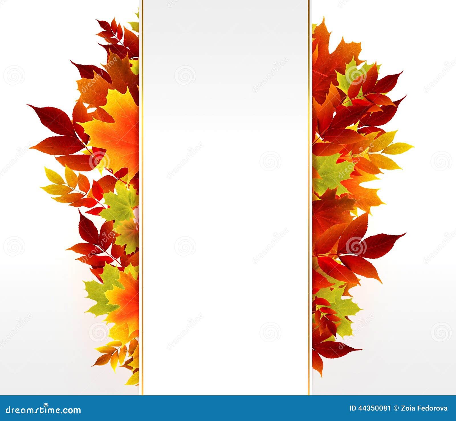 Disegno di autunno