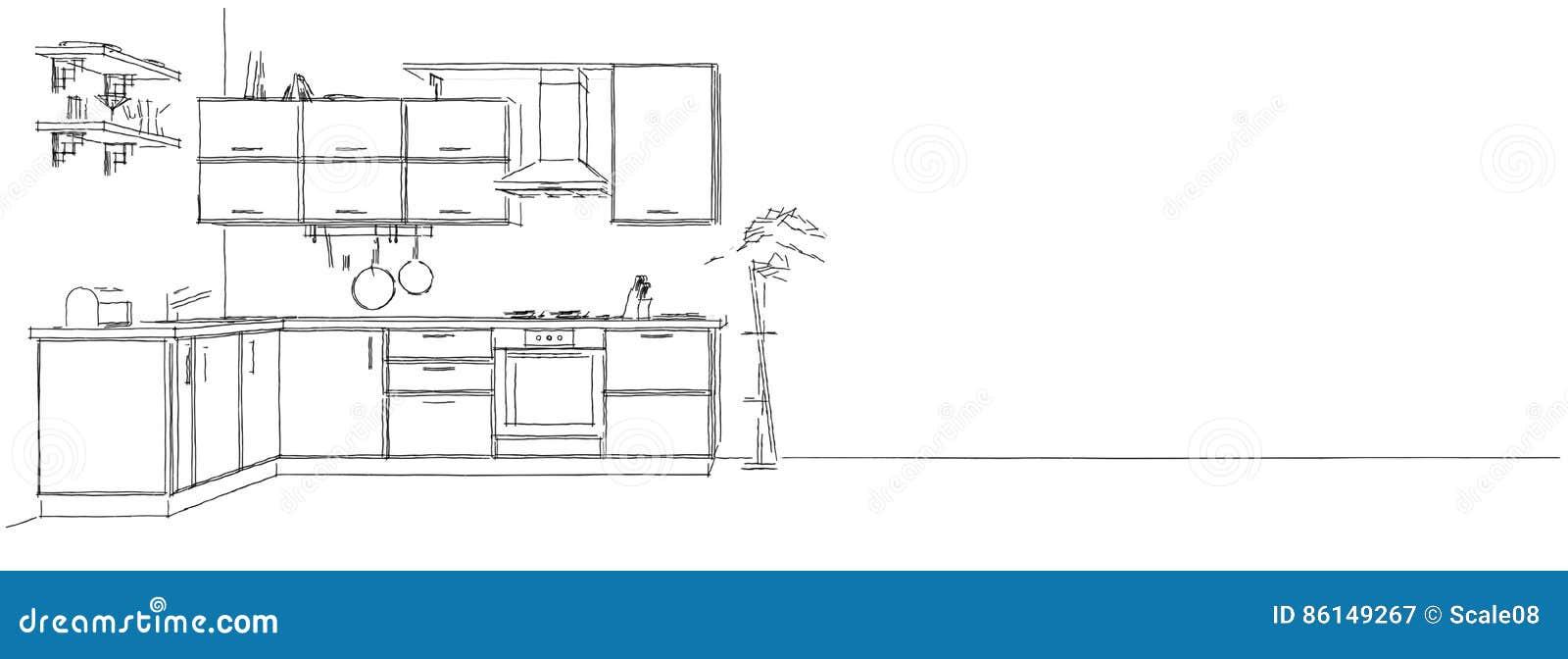 Disegni Di Cucine Ad Angolo. Stunning Cucina With Disegni Di Cucine ...