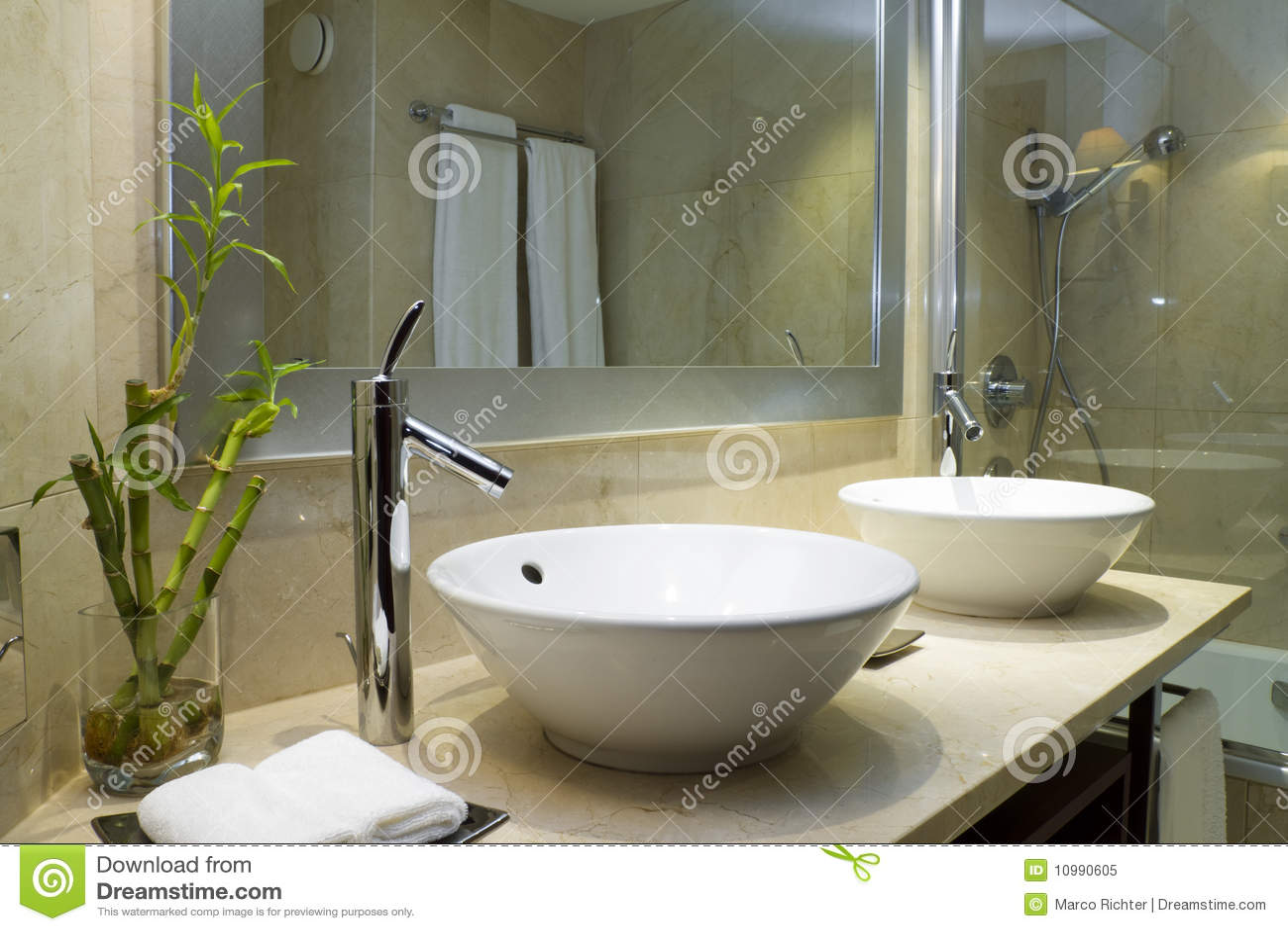 Disegno di una stanza da bagno