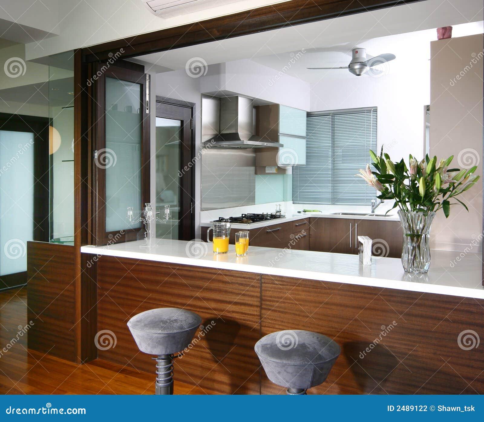 Disegno interno cucina fotografia stock immagine di for Disegno cucina