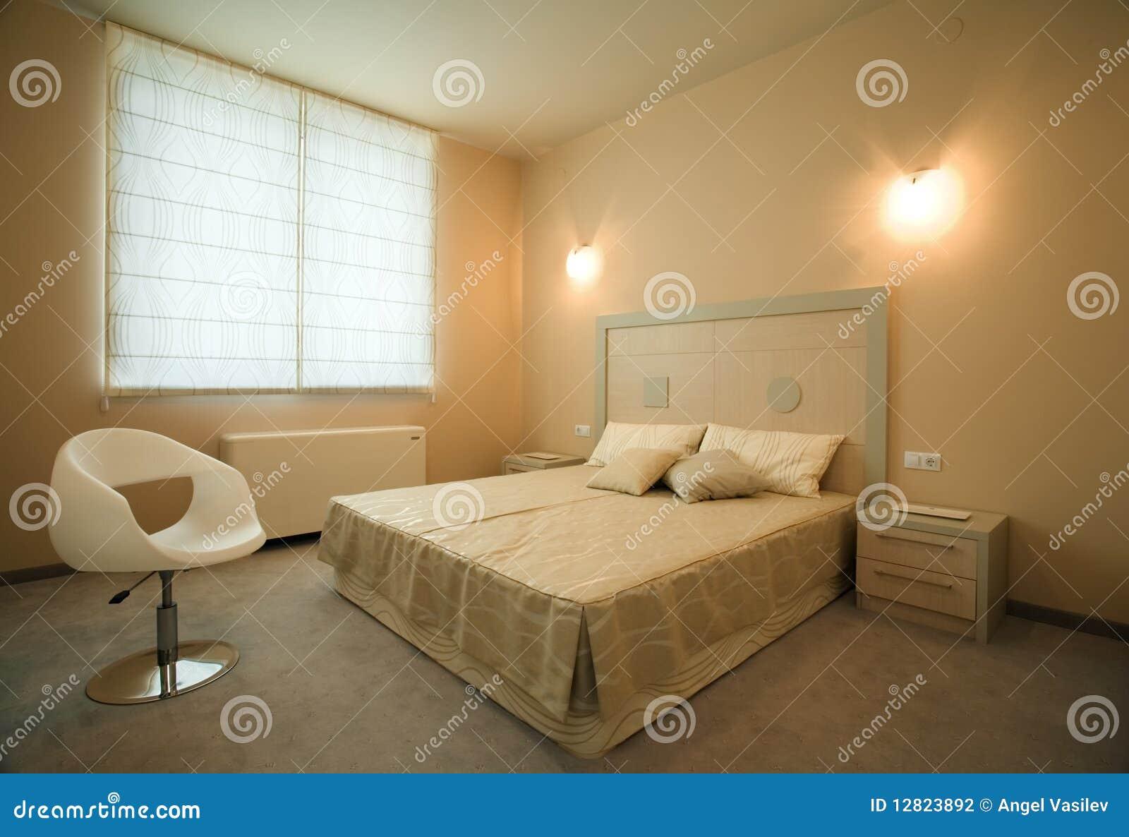 Disegno interno della camera da letto elegante e di lusso fotografia stock immagine 12823892 - I segreti della camera da letto ...