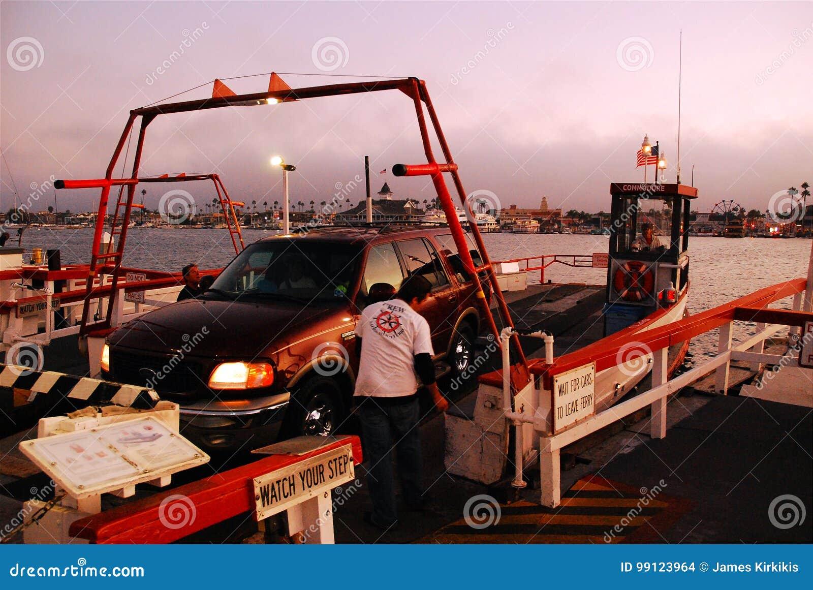 Disembarking