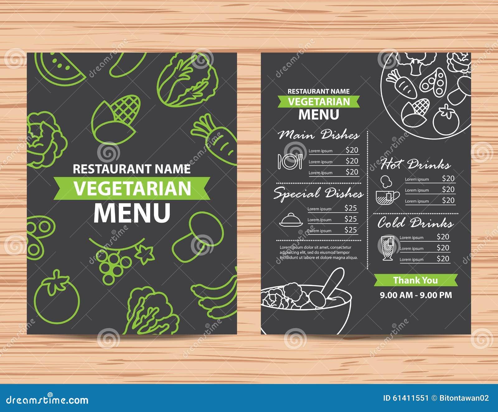 Verde Restaurant Menu