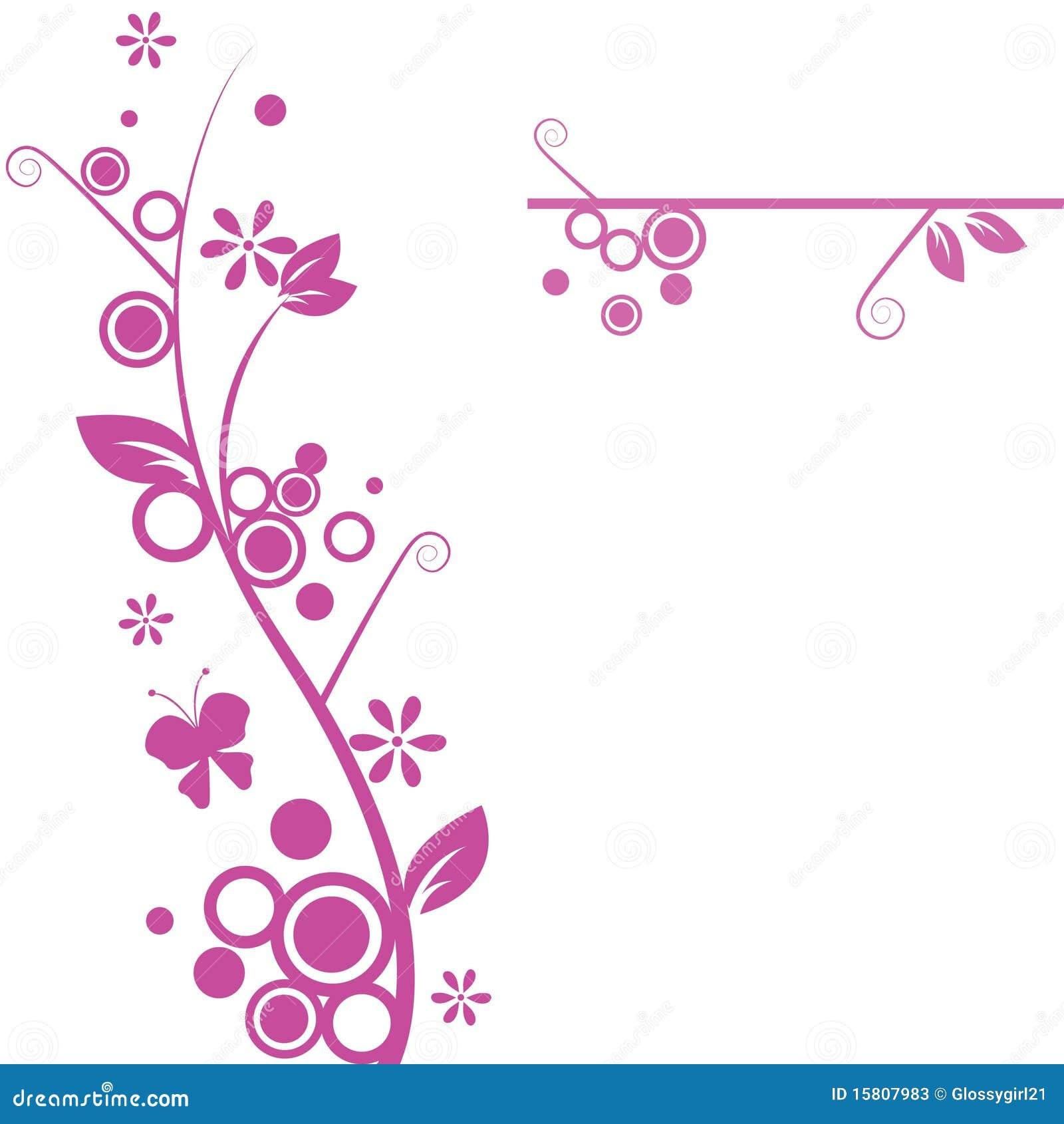 Dise os florales fotos de archivo imagen 15807983 - Diseno de fotos ...