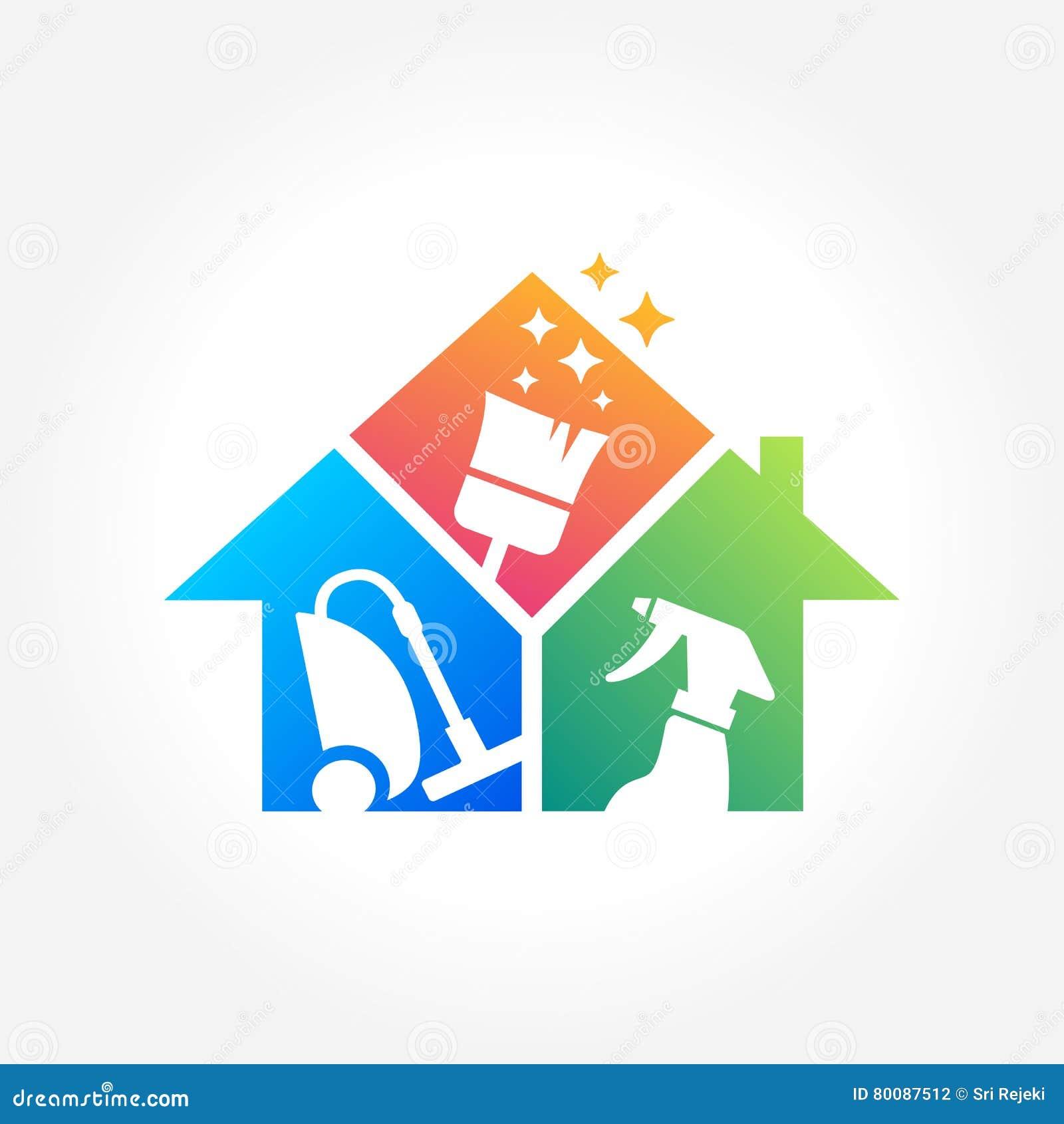 dise u00f1o del logotipo de la empresa de servicios de la cleaning services logo templates cleaning services logo maker