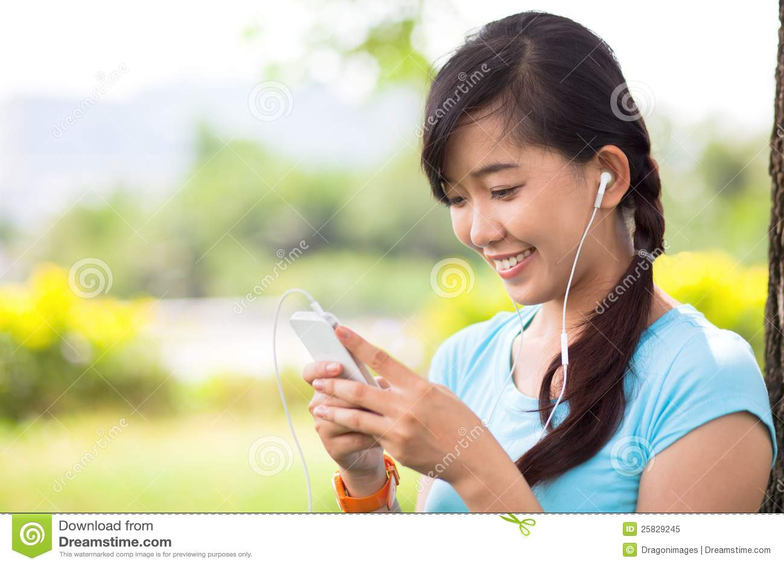 Disfrutar de música