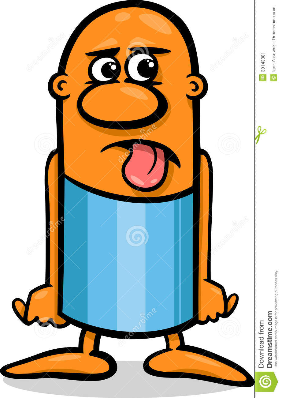Disgusted Guy Cartoon Illustration Stock Vector - Image ...  Disgusted Guy C...