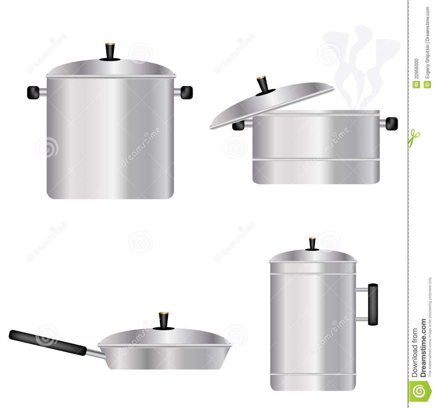 dishes for kitchen stock photo - image: 22956000