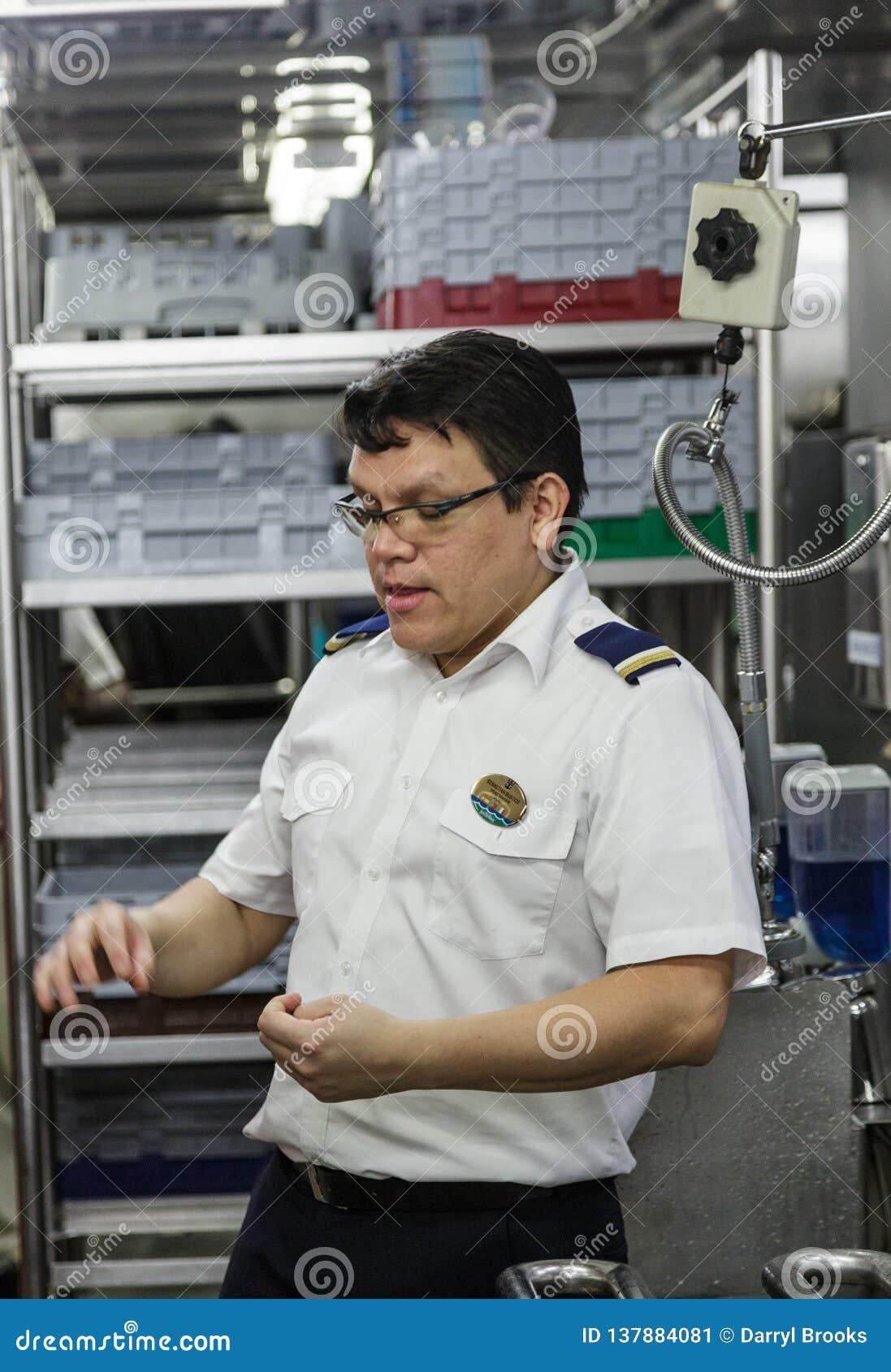 Dishwashing kierownik
