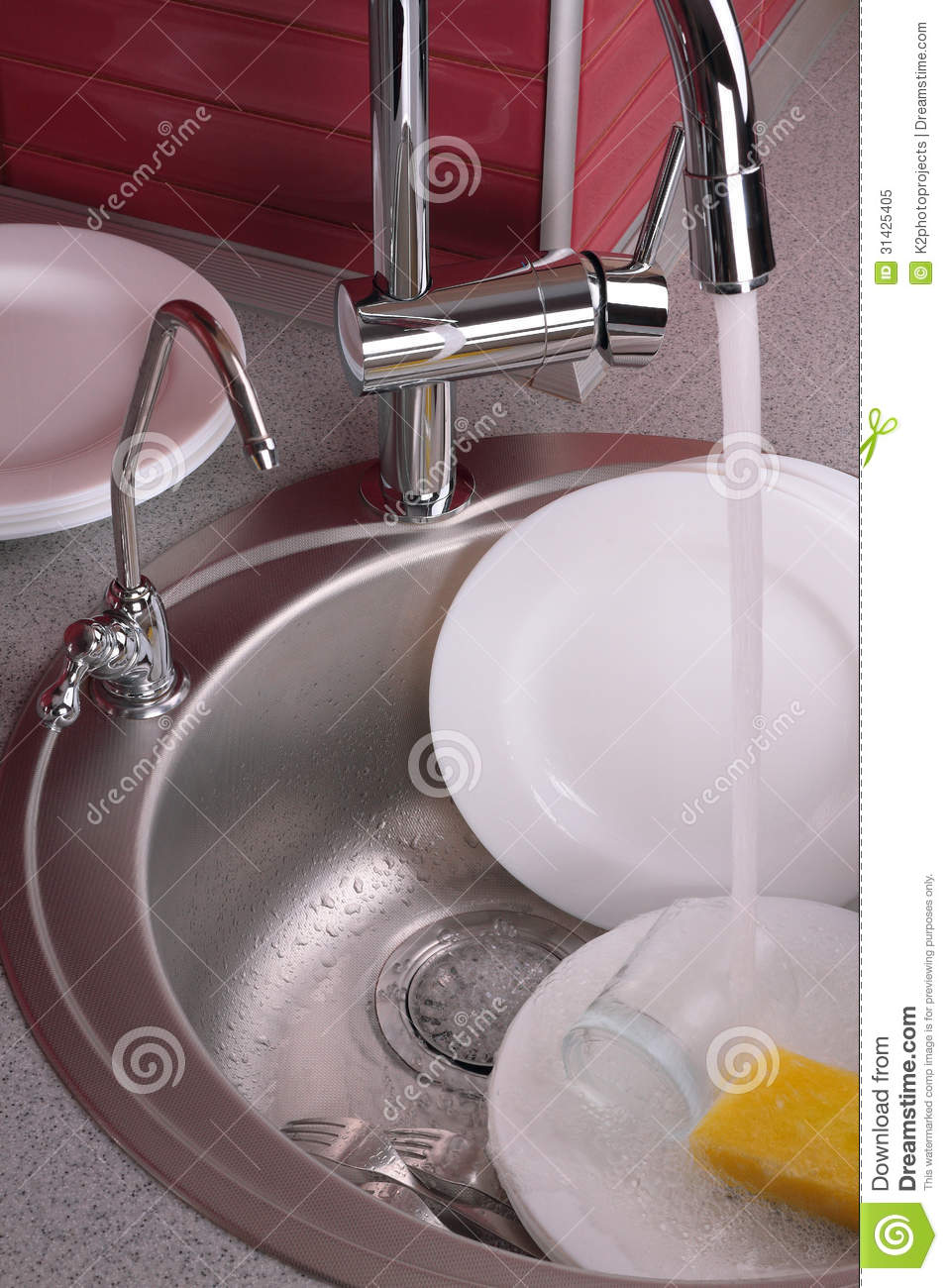 Washing dishes process essay