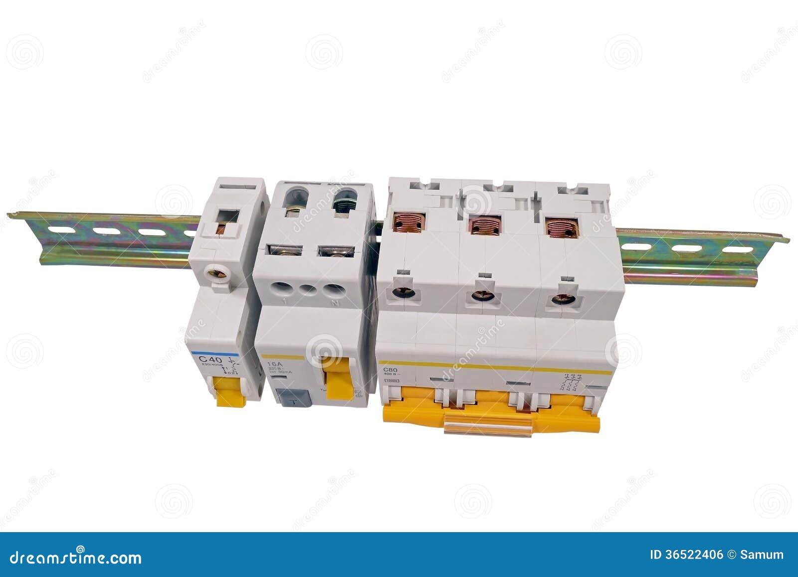 Disjoncteur automatique