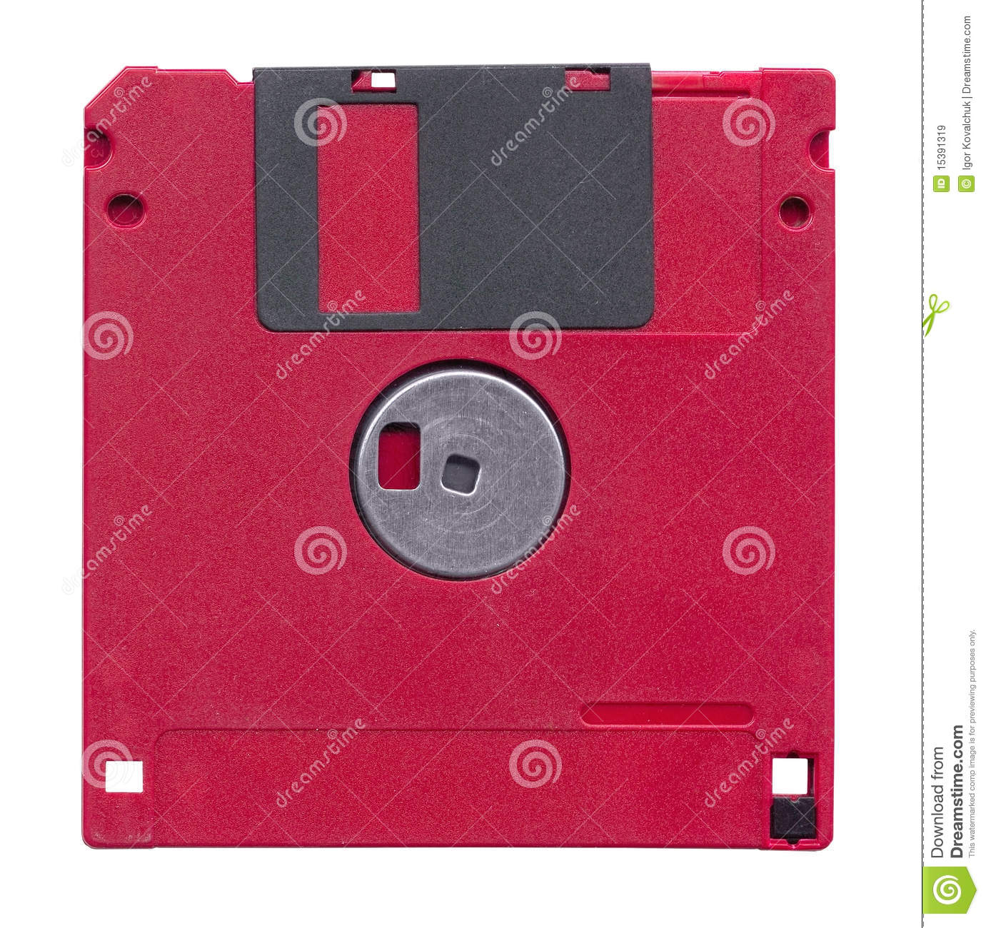 Diskette Isolated Royalty Free Stock Images Image 15391319