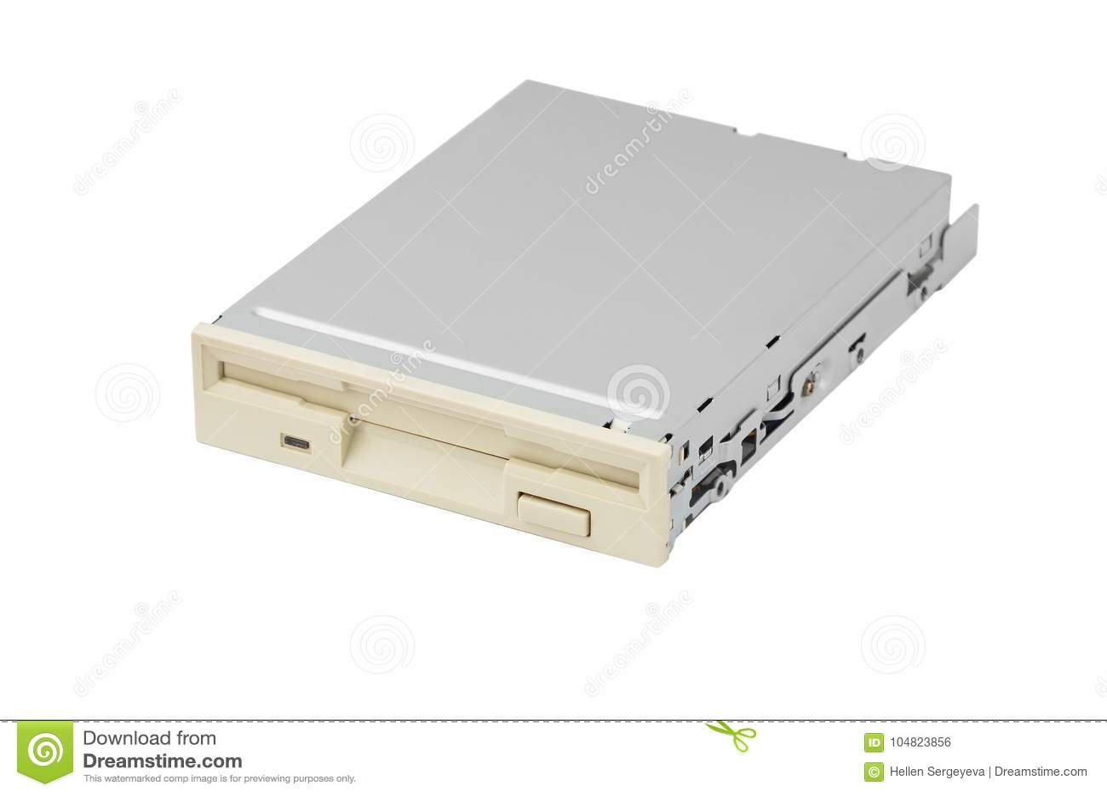 Diskettenlaufwerk