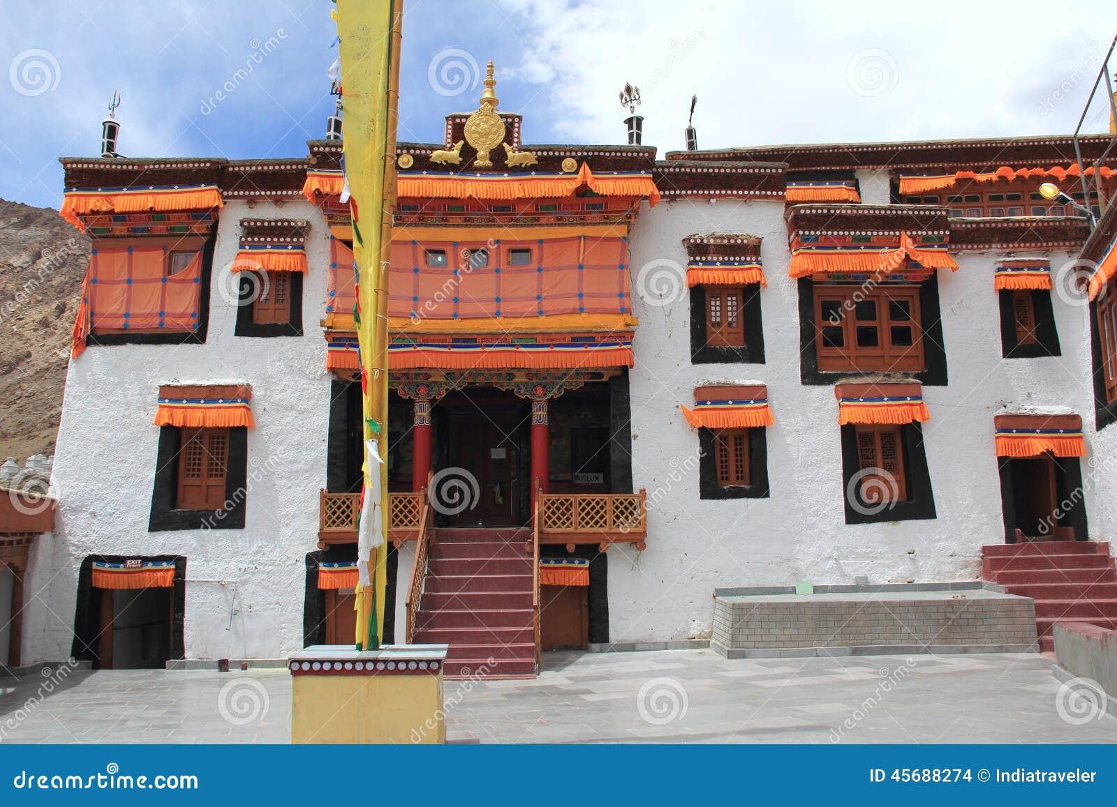Diskit monaster Ladakh