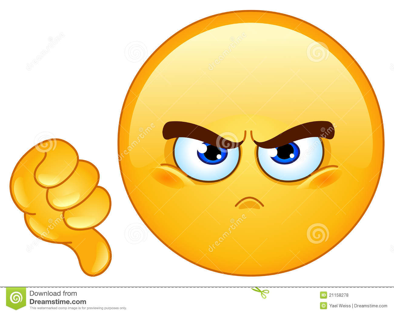 Dislike emoticon stock illustrations 135 dislike emoticon stock illustrations vectors clipart dreamstime