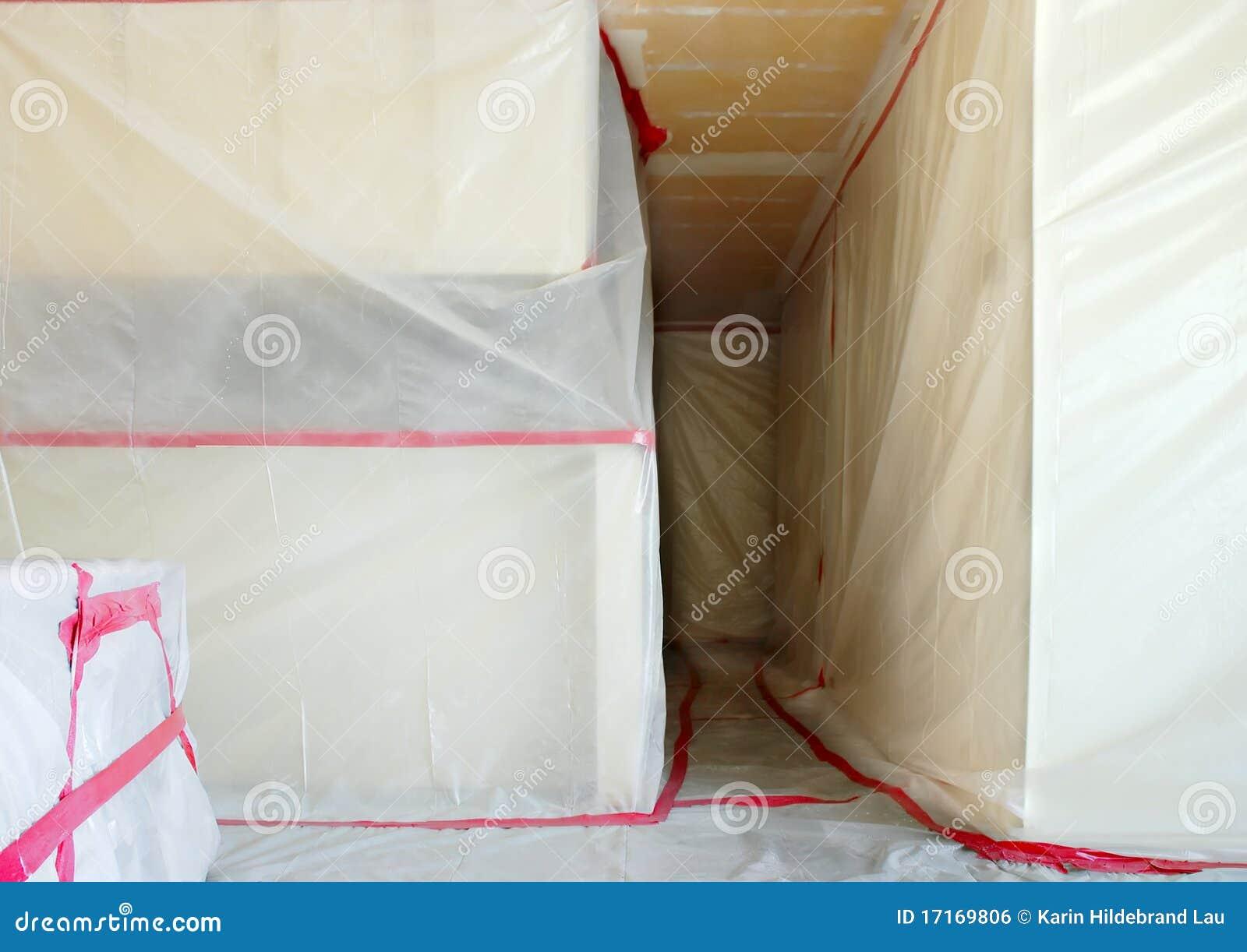 Disminución del asbesto