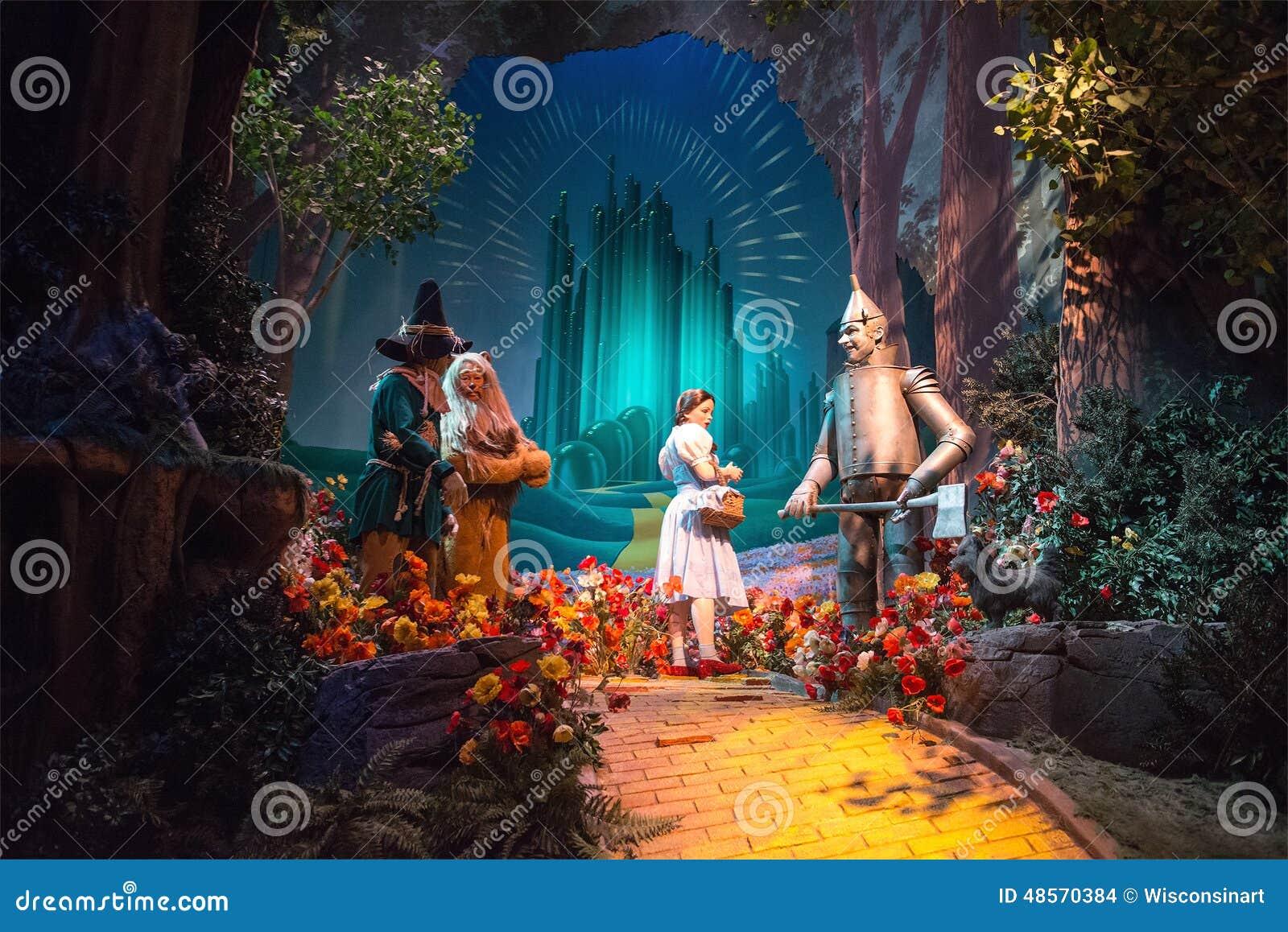 Disney Światowy czarownik Oz filmu Wielka przejażdżka