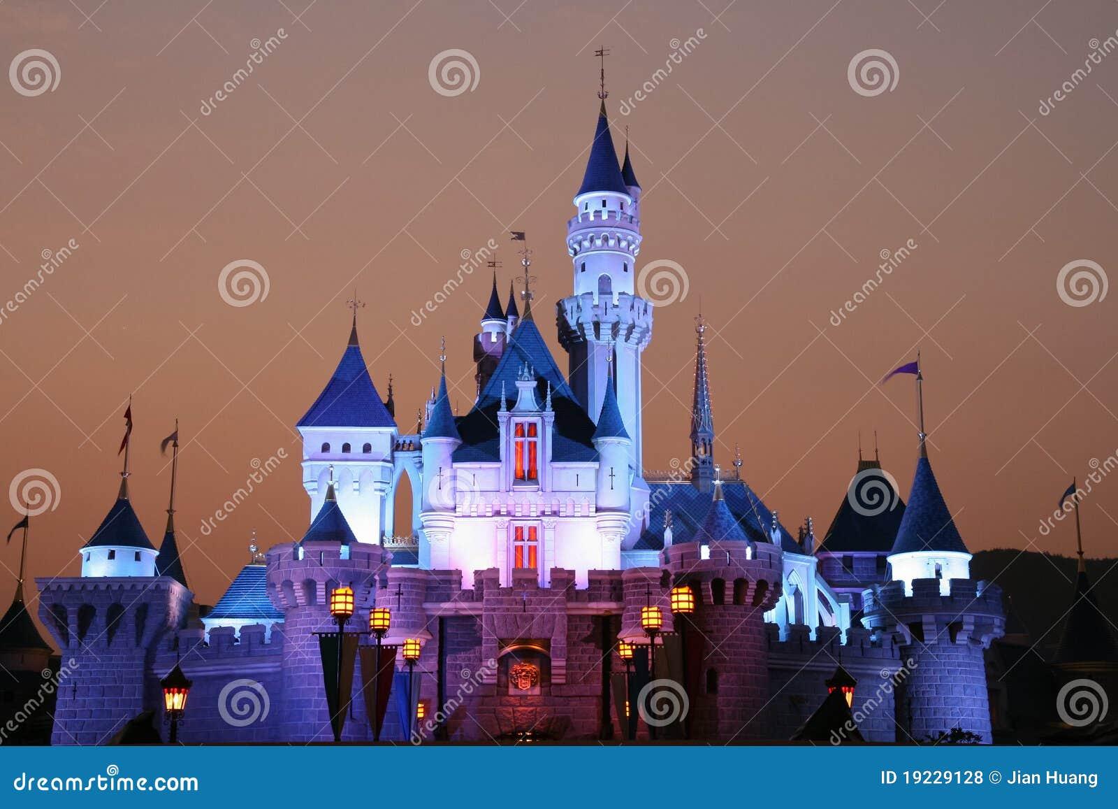 Disney κάστρων