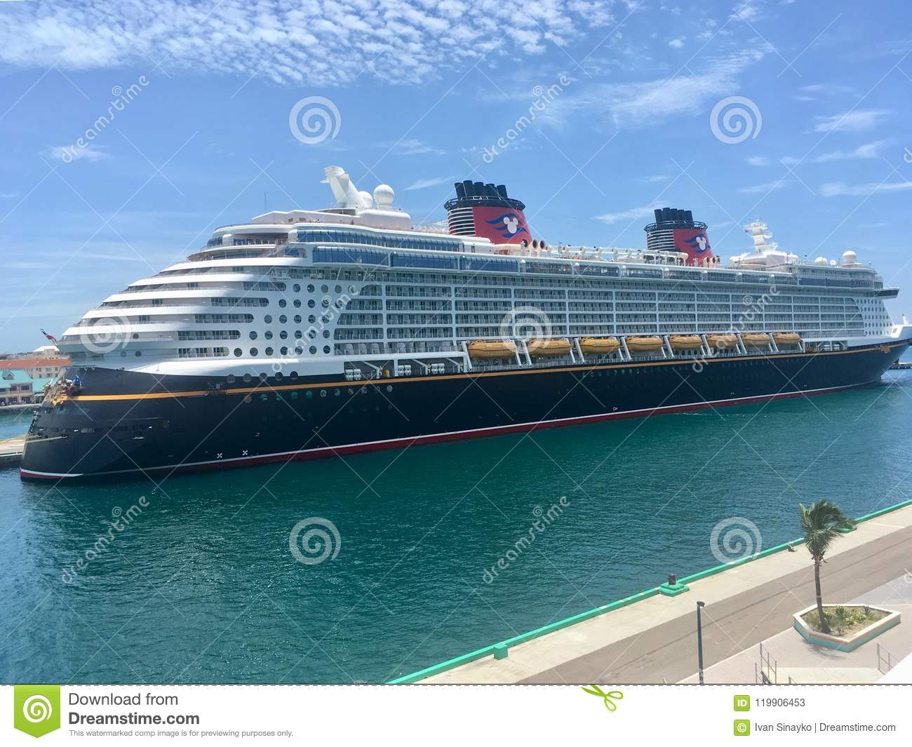 disney disney dream cruise ship map