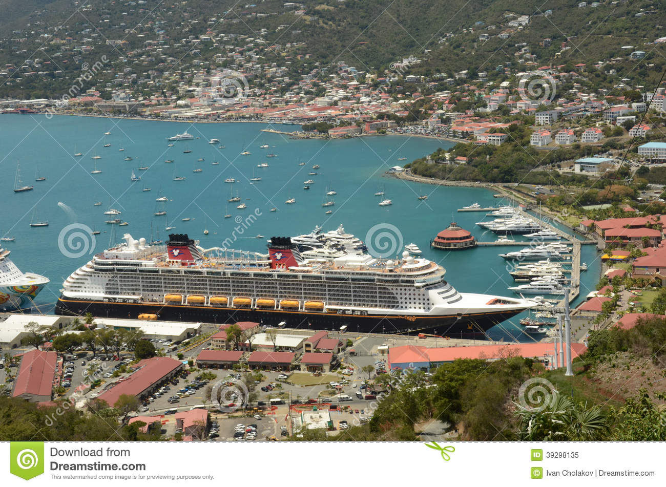 Disney Cruise Us Virgin Islands